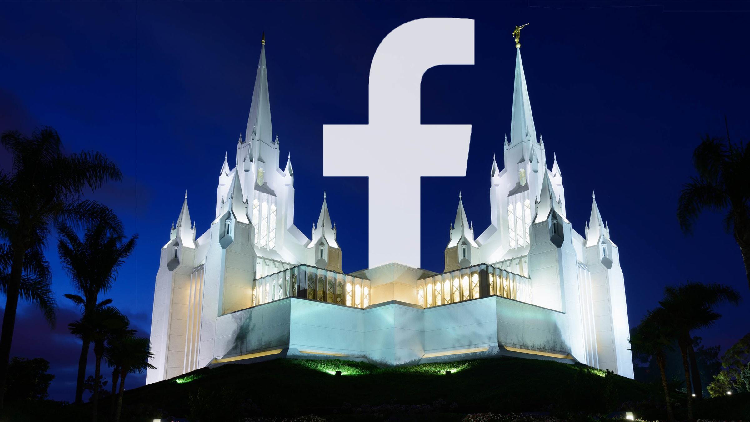 Inside the Secret Facebook War For Mormon Hearts and Minds