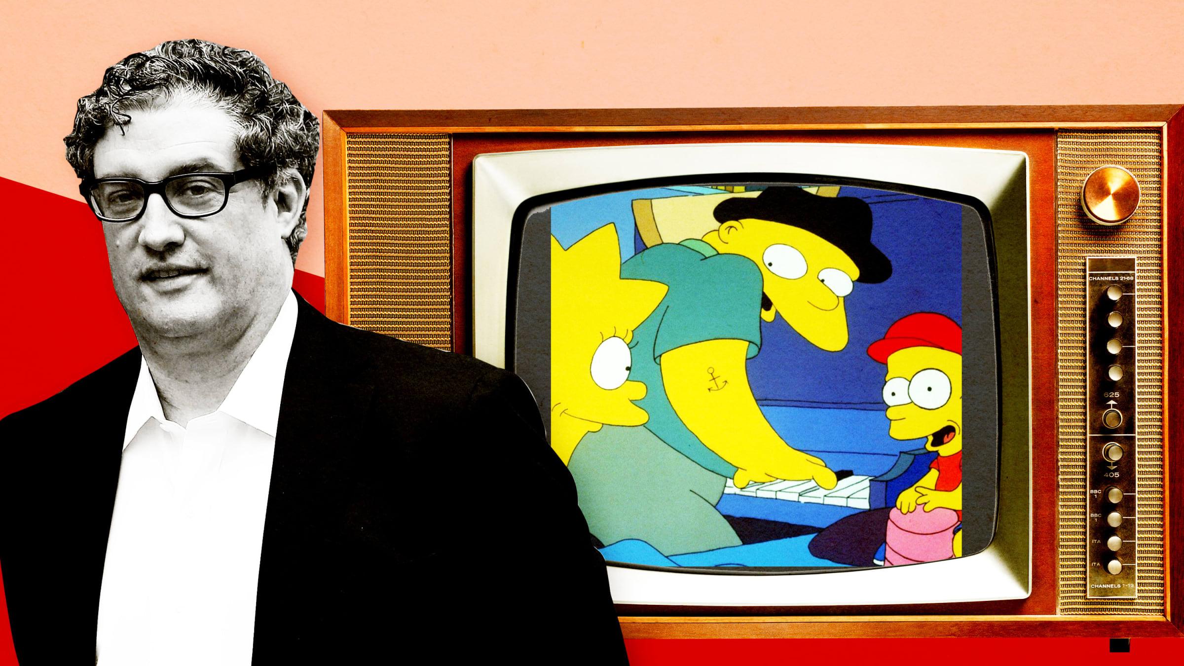 'The Simpsons' Boss Al Jean: Michael Jackson Used the Show to 'Groom Boys'