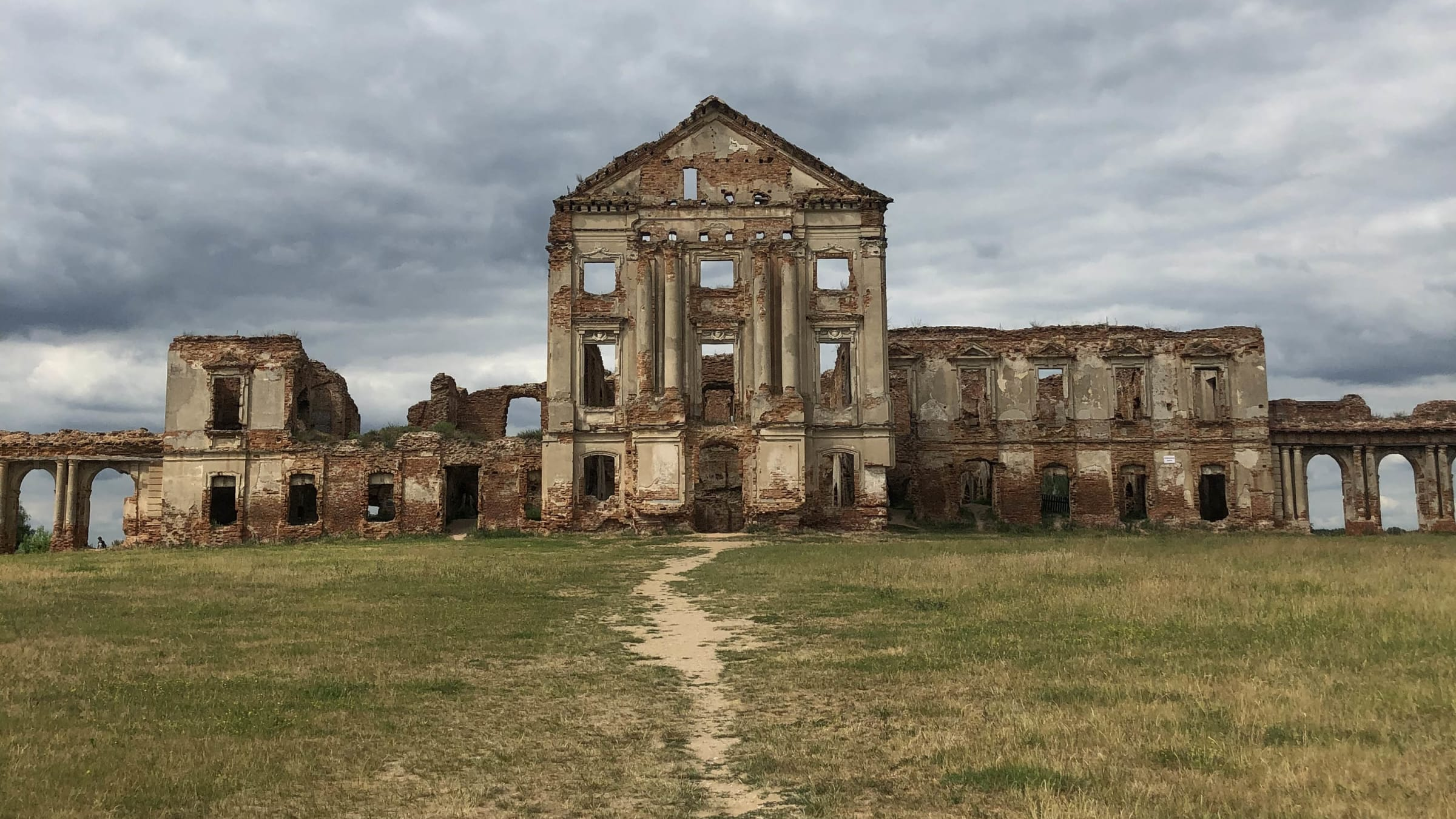 e8117ce3656 The  Versailles of Belarus   Inside the Unimaginable Tale of a Ruined  Palace