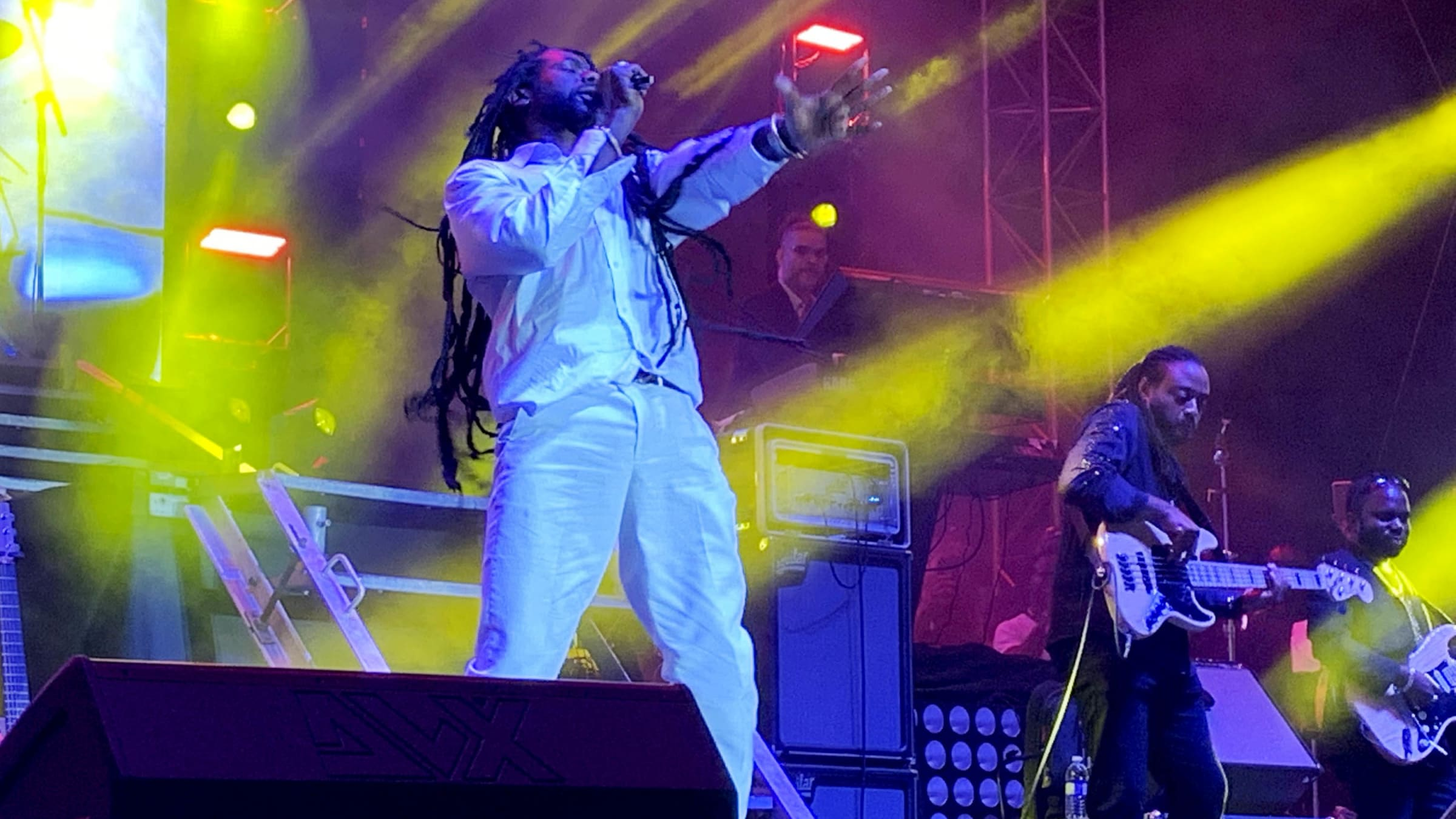 Buju Banton Walks Like a Champion with 'Long Walk to Freedom' Concert in Jamaica