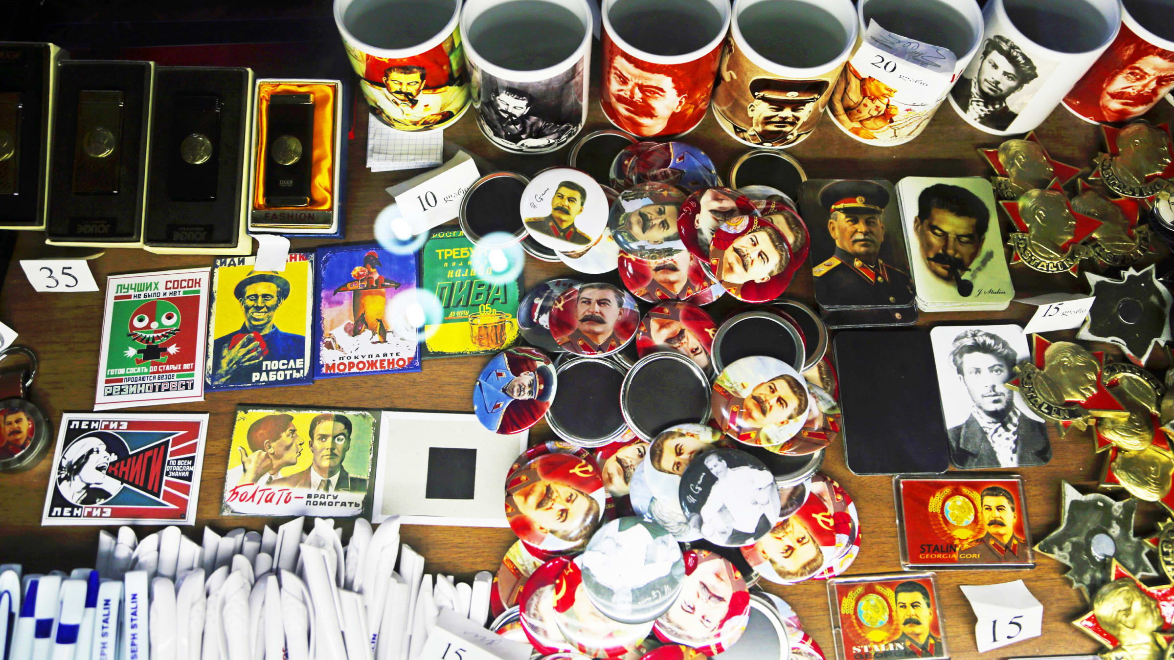 Stalin Museum in Gori, Georgia Is Just the Tip of Local Stalin Obsession