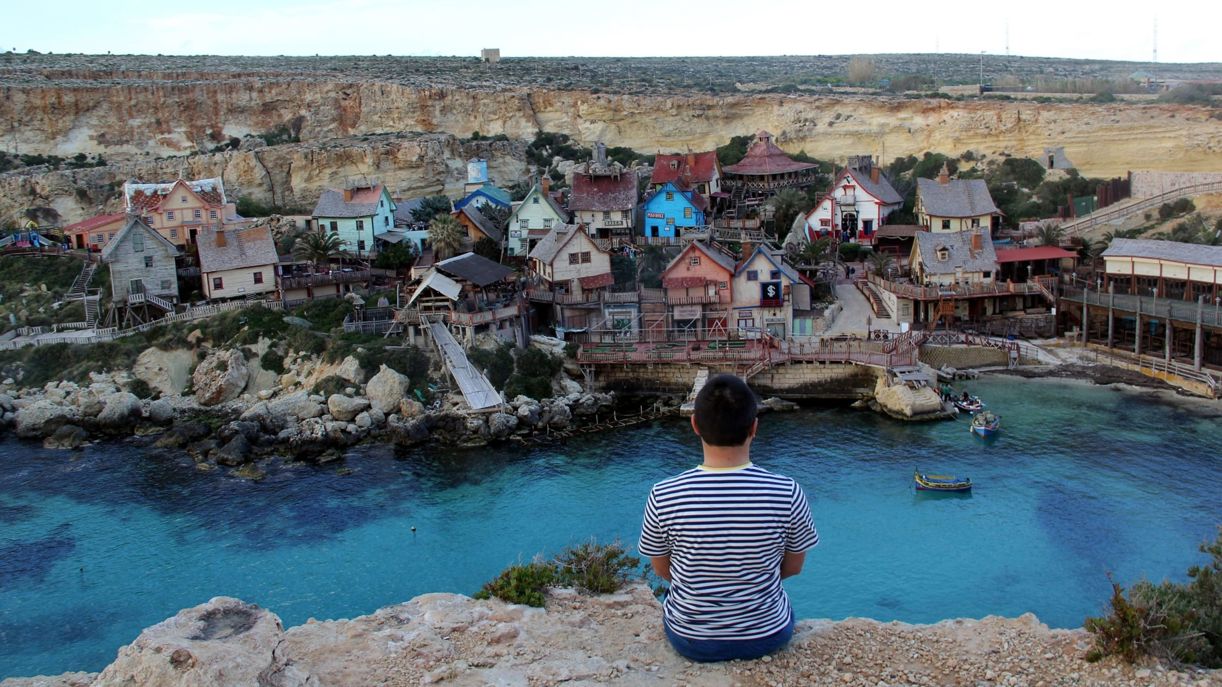 Malta's Popeye Village: Inside One of the Meditteranean's Most Absurd and F*cked Up Attractions