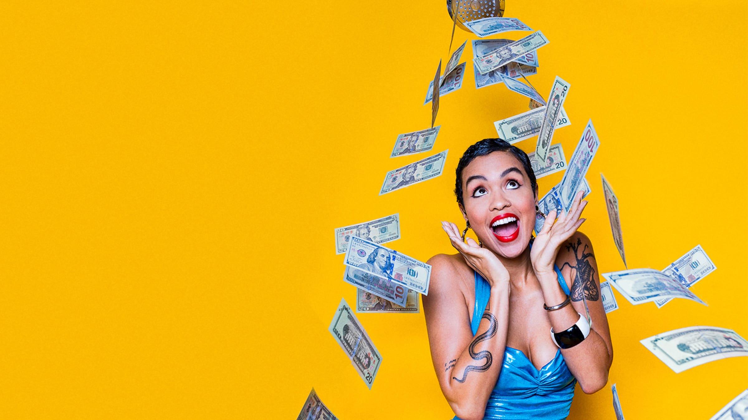 Inside Stacks House: The Terrible 'Feminist' Money Pop-Up Invading Los Angeles