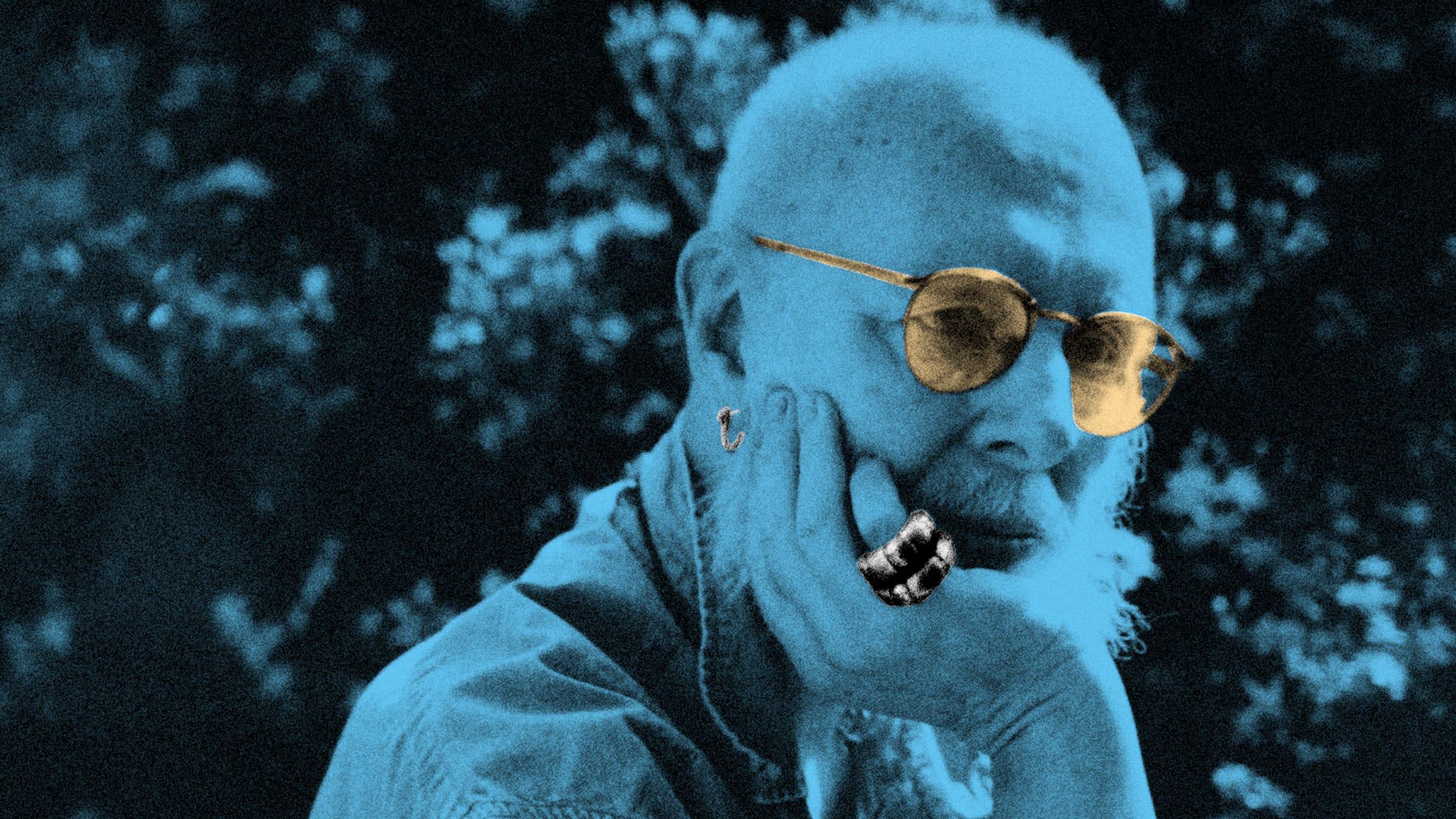 Edward Gorey Wore the Weirdest, Wackiest Jewels