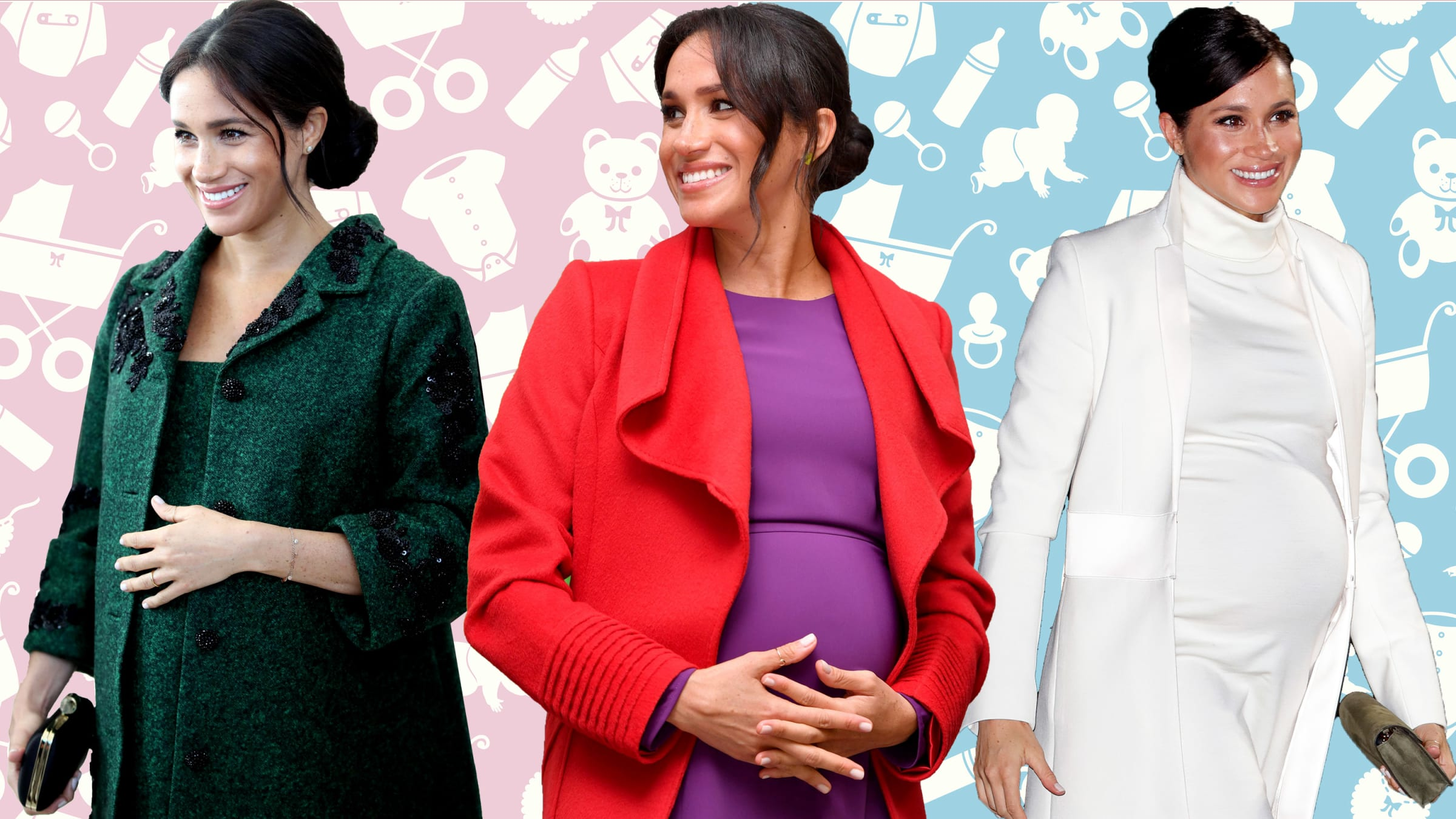 The Bizarre Cult Of Meghan Markle Pregnancy Truthers