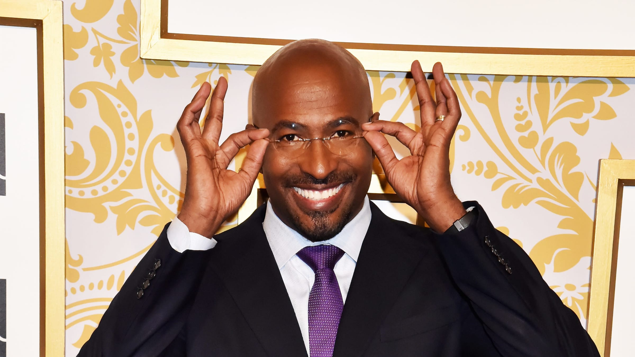 CNN's Van Jones Is Not Going to Apologize for Complimenting Trump: 'I'm Proud of It'