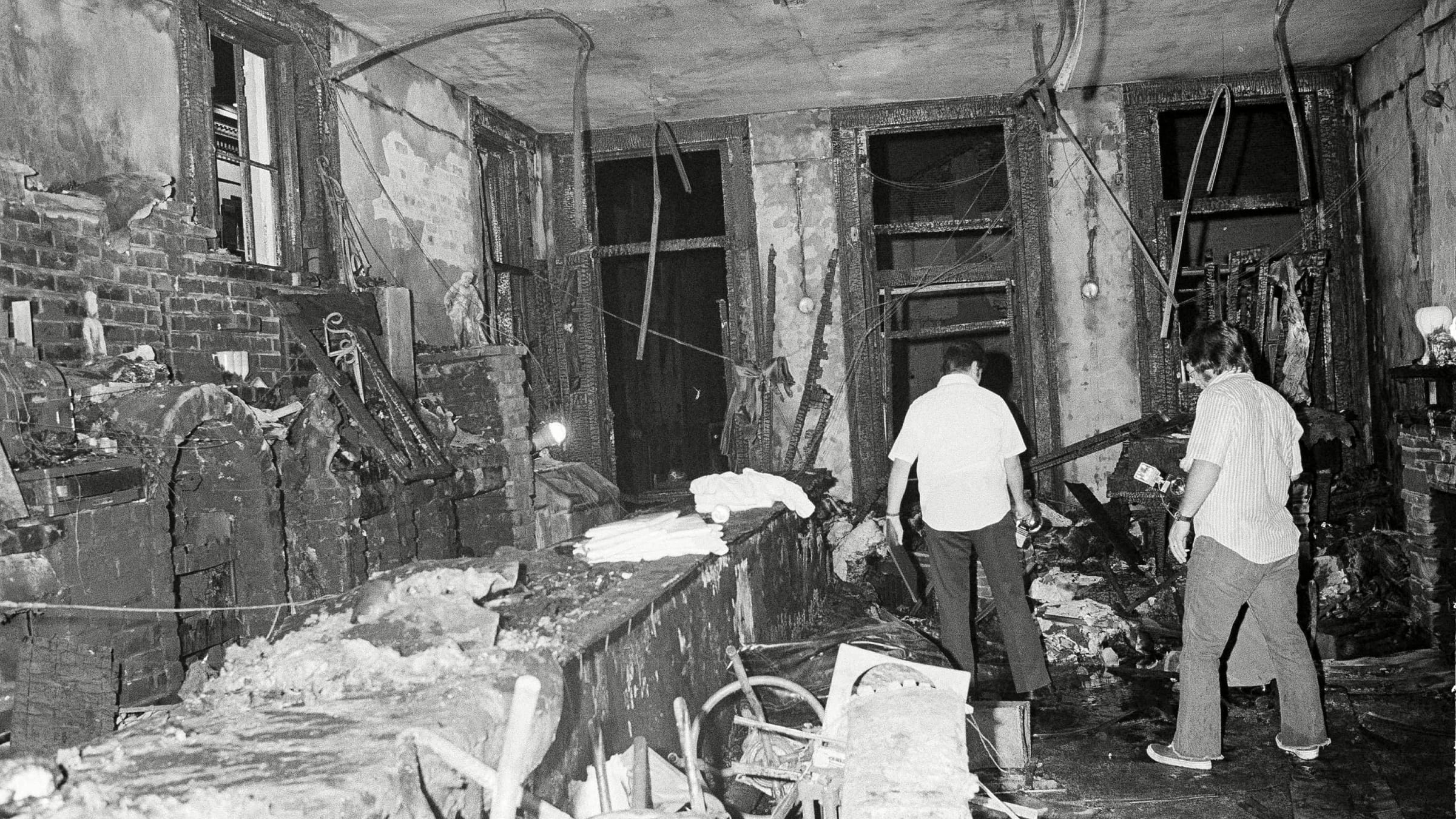 The UpStairs Lounge Fire Killed 32 People  Its Legacy Still