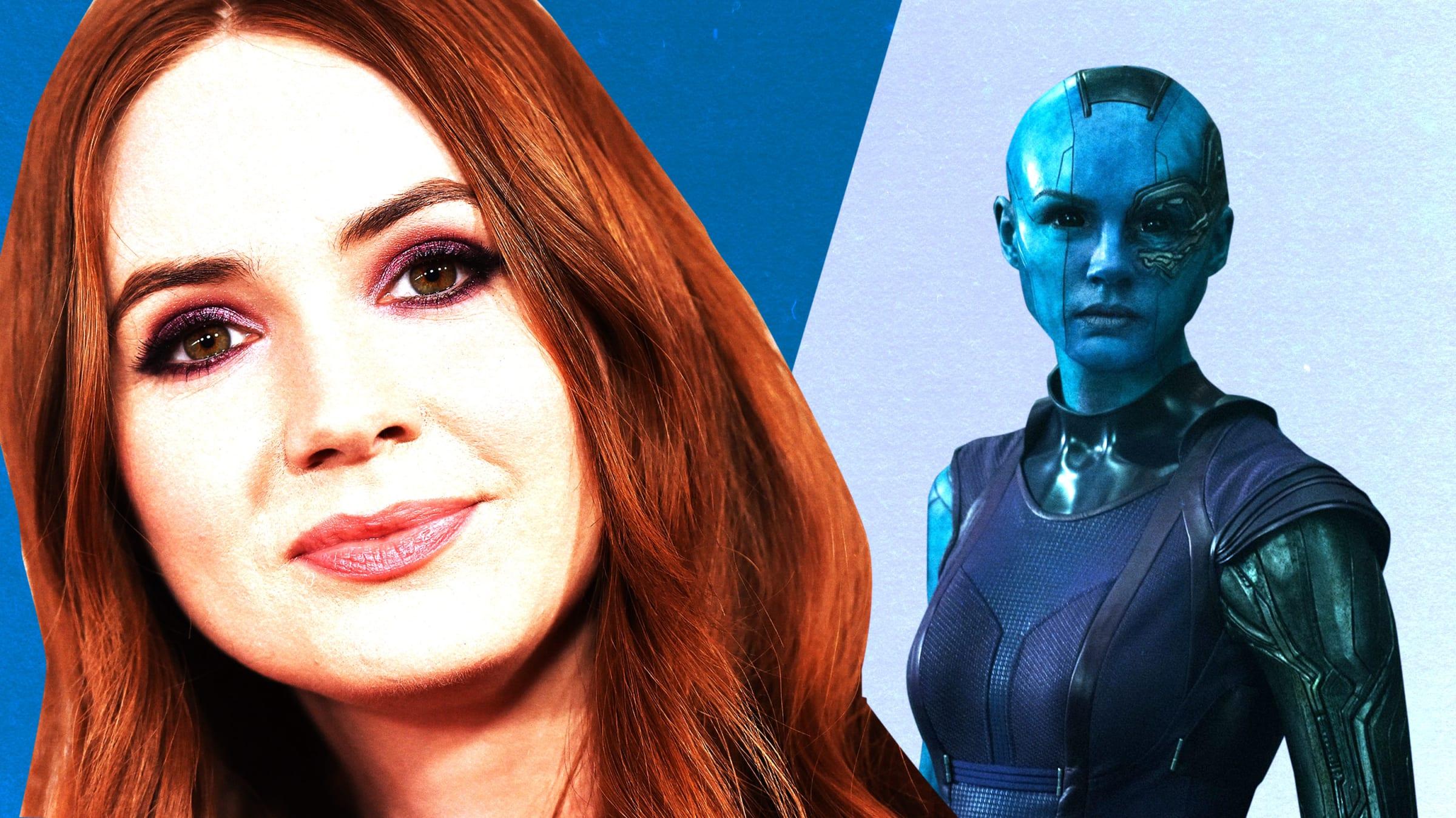 Karen Gillan on the Future of Nebula Post-'Avengers: Endgame' and James Gunn's Return to 'Guardians'