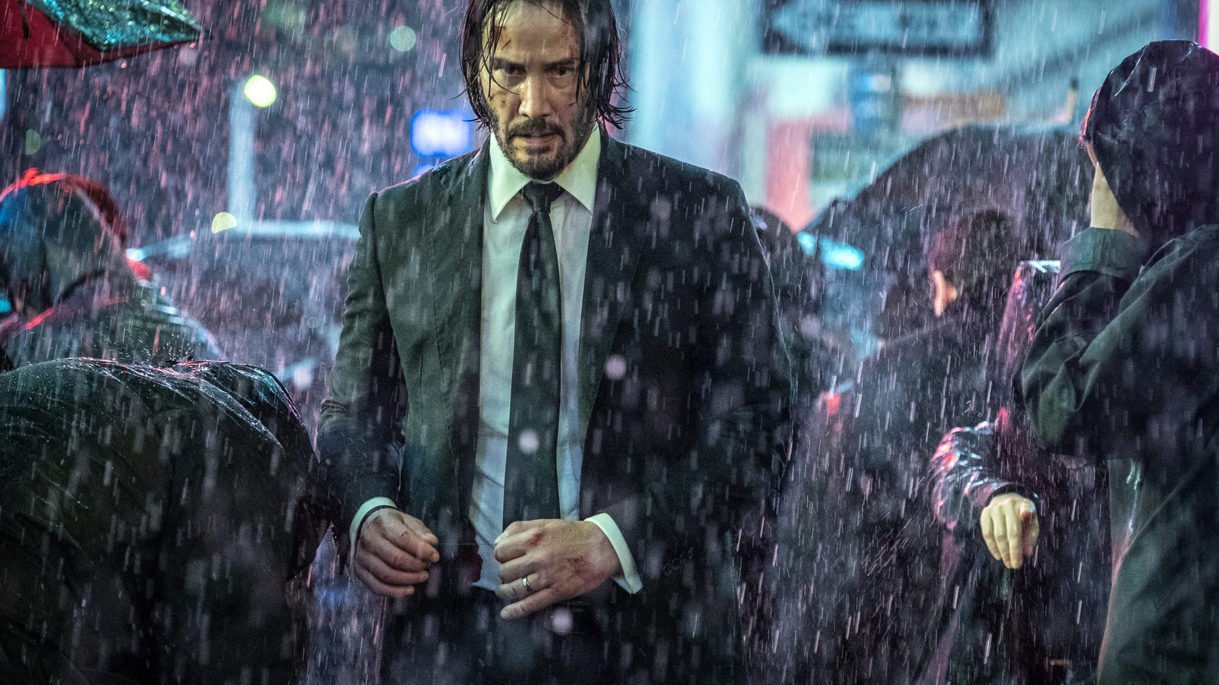 'John Wick: Chapter 3': Keanu Reeves Is the Coolest Action Star That's Ever Lived