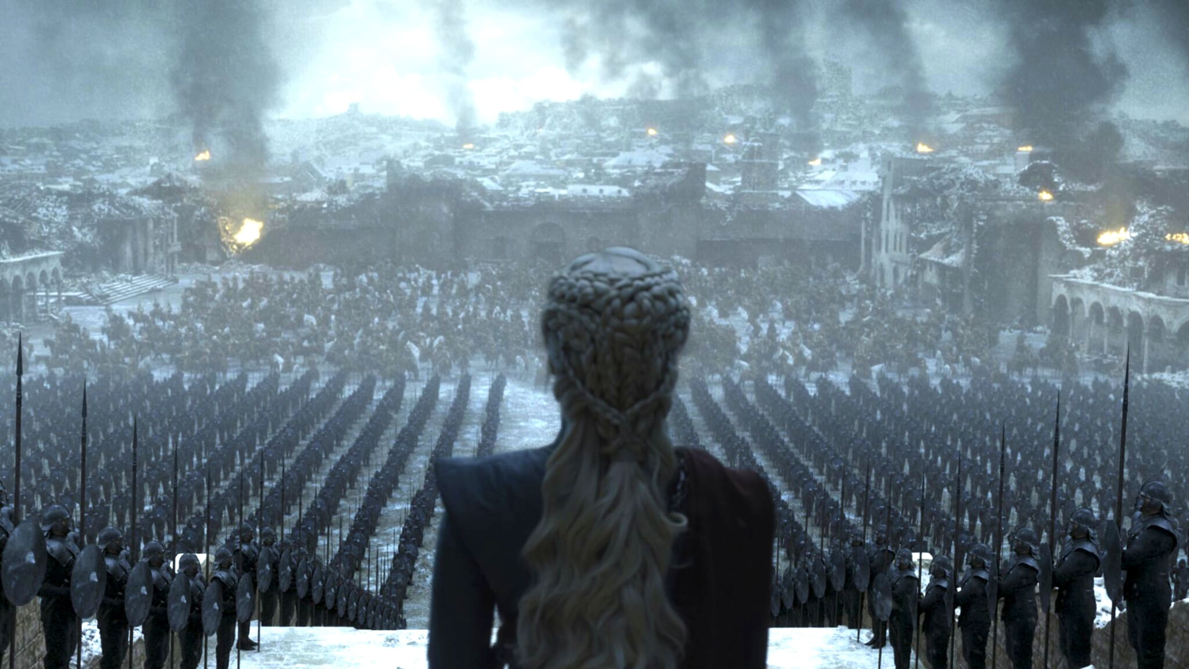 d232f1bad34f1 Game of Thrones' Series Finale Predictions: Will Jon Snow Kill Daenerys?