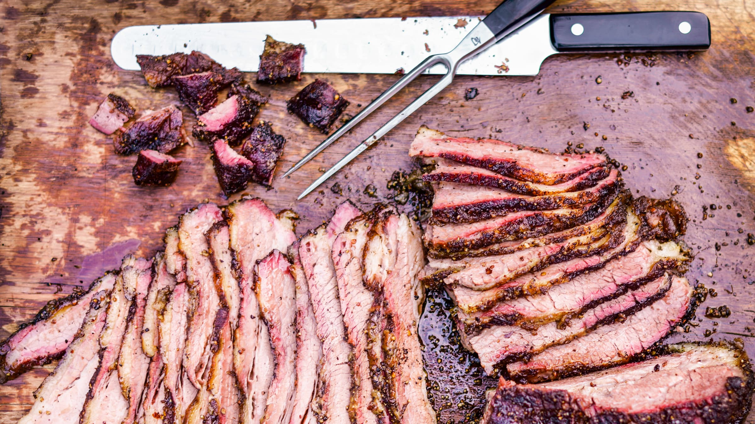 Steven Raichlen's 11 Steps to Barbecued Brisket Nirvana From His New Book, 'The Brisket Chronicles'