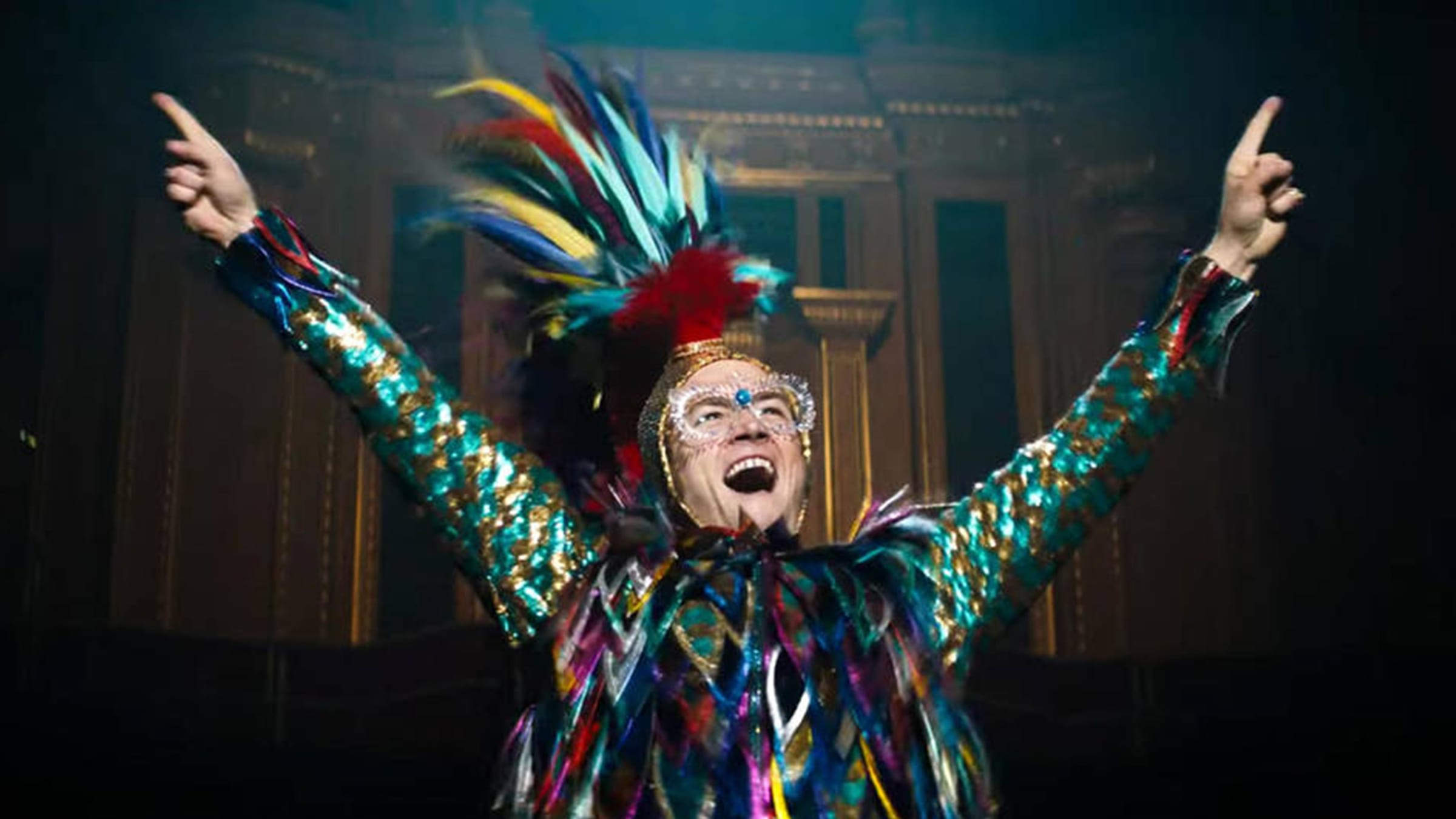 Rocketman' Is So Much Better — and Gayer — Than 'Bohemian