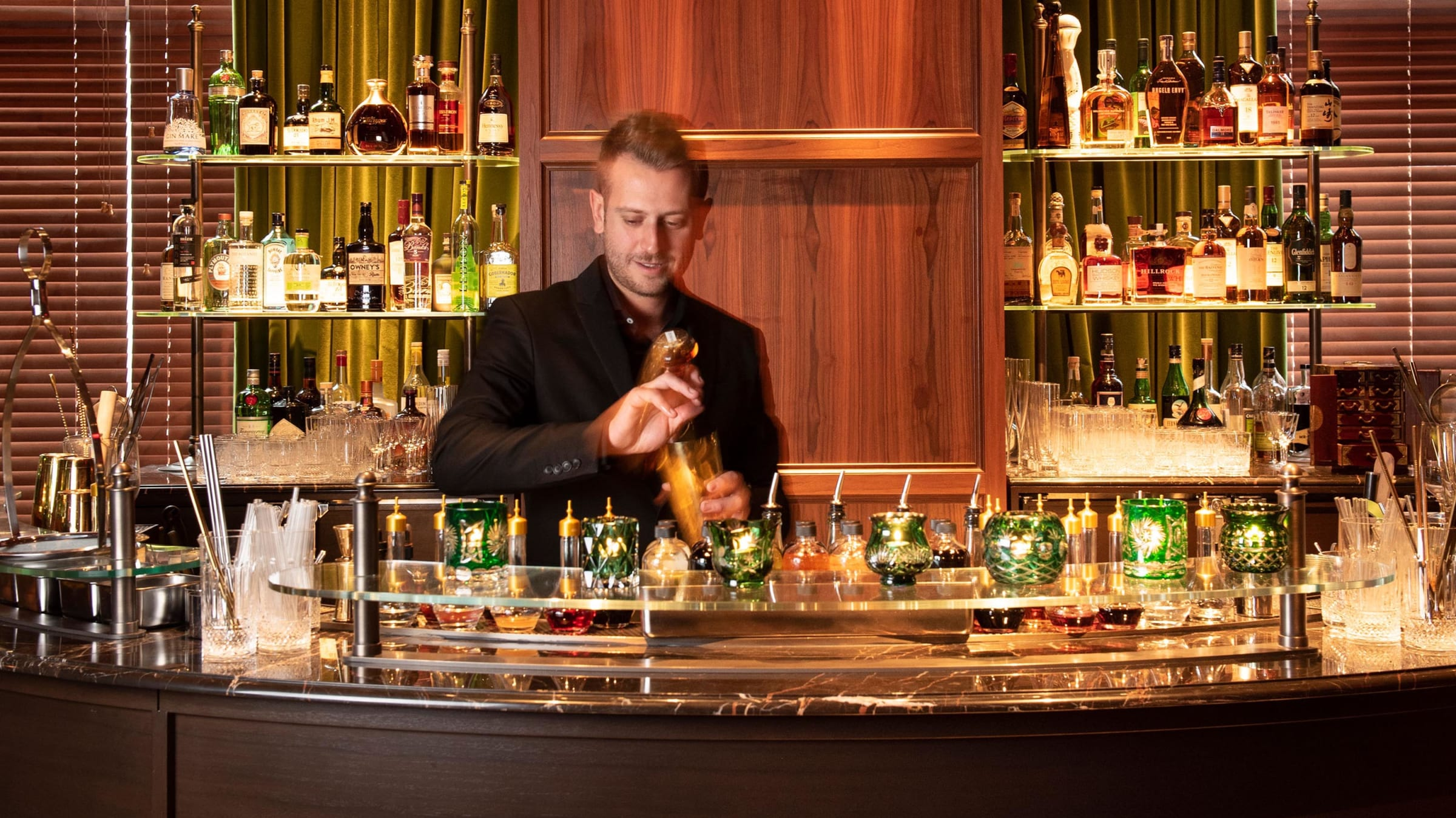 10 Rounds With Salvatore Tafuri Beverage Director at Ian Schrager's New Times Square Hotel the EDITION
