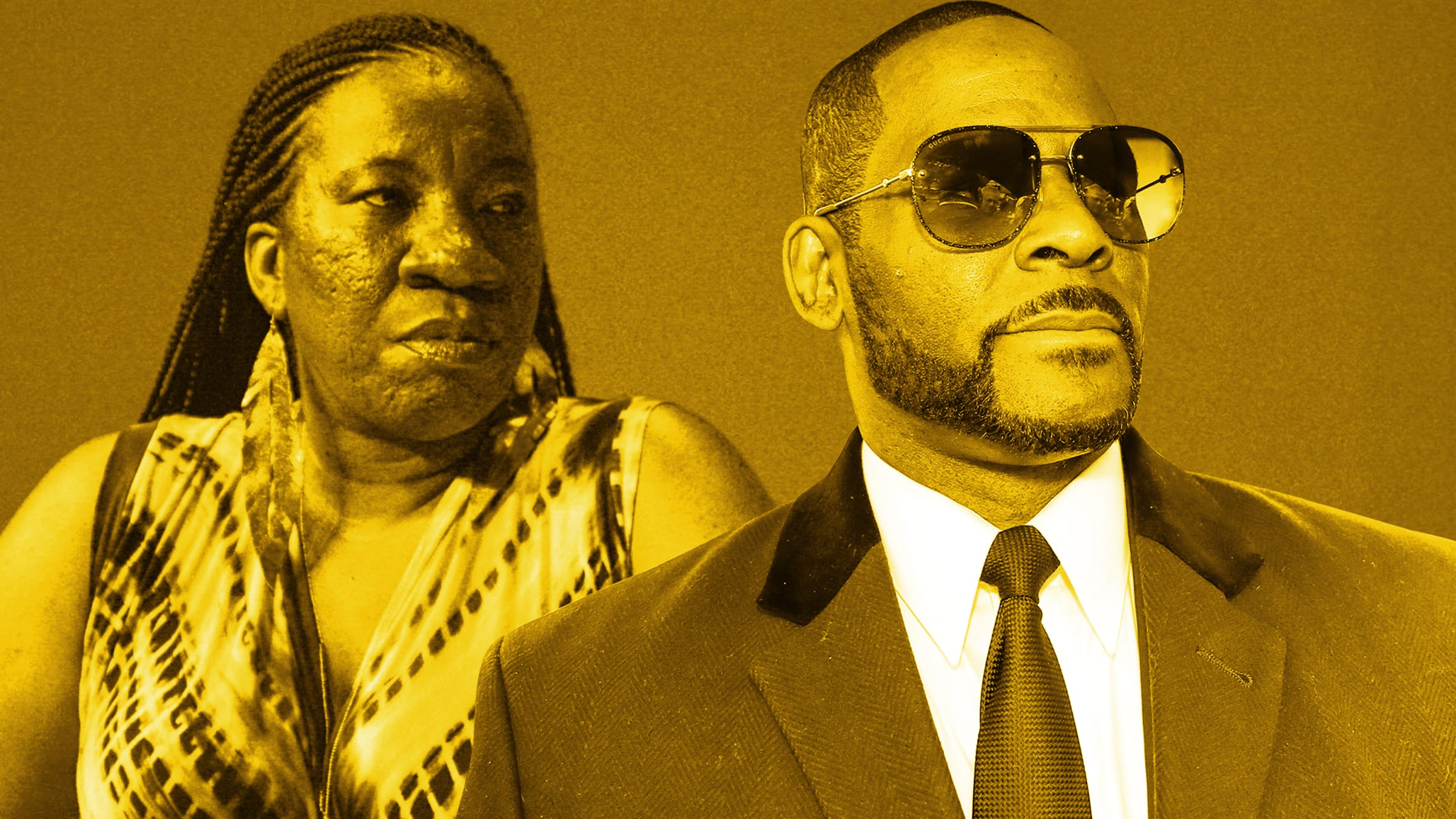 #MeToo Founder Tarana Burke Calls Out Hollywood's R. Kelly Silence: 'We Still Have to Fight'