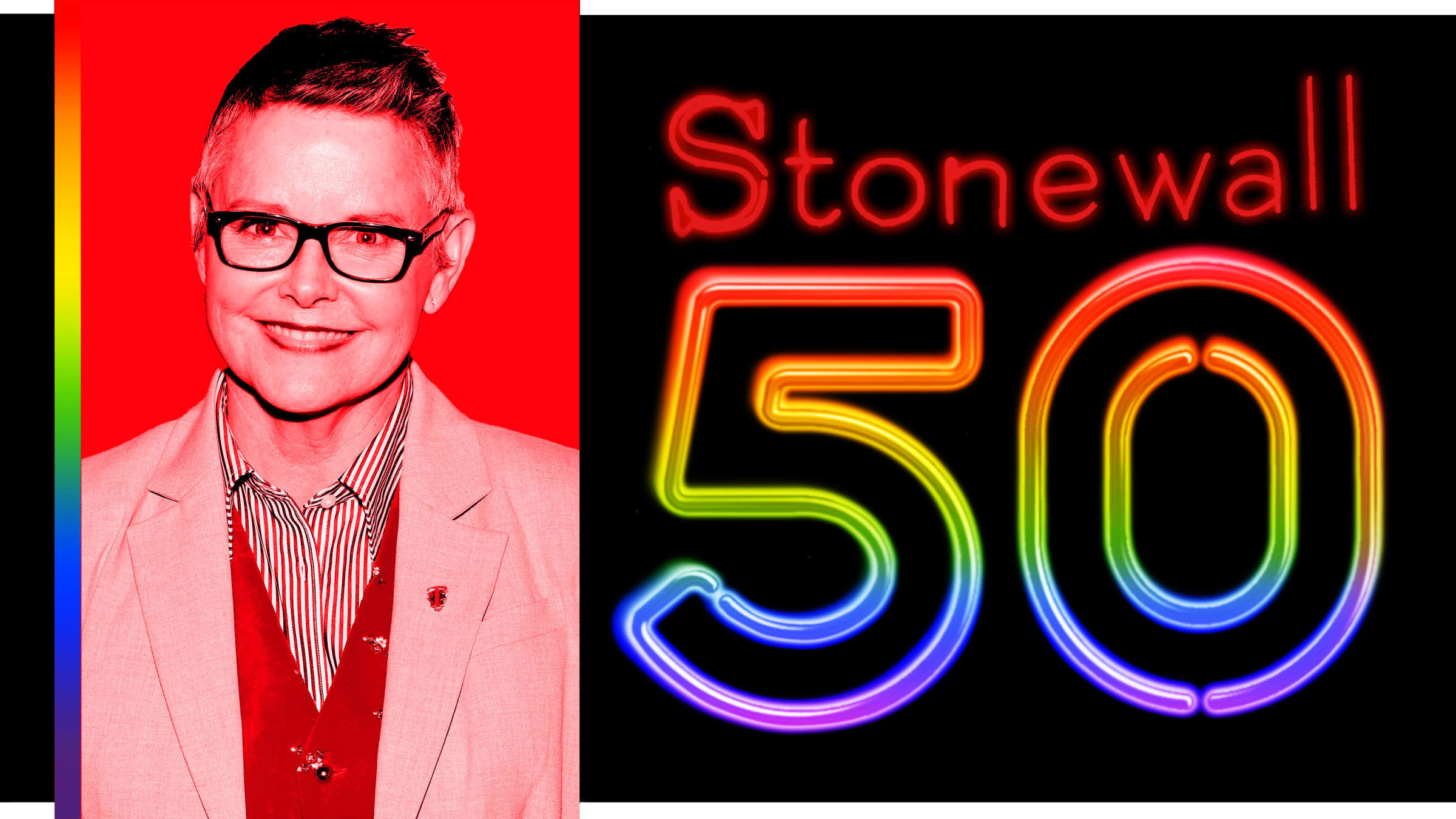 Married... with Children's Amanda Bearse on Stonewall 50: 'We Must Make Room For Everyone ToBe Loved'