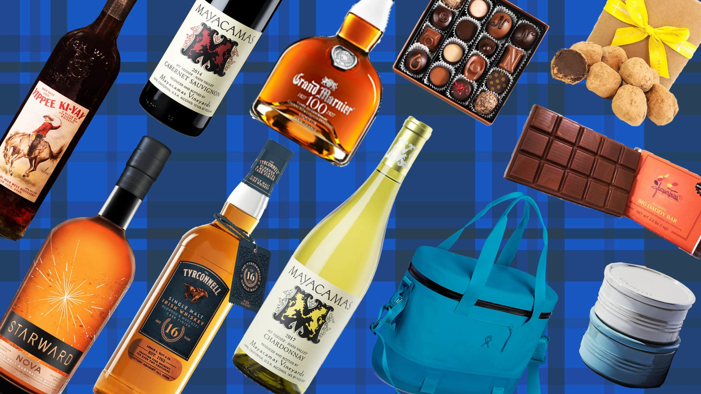 Food and Drink Present Ideas for Father's Day