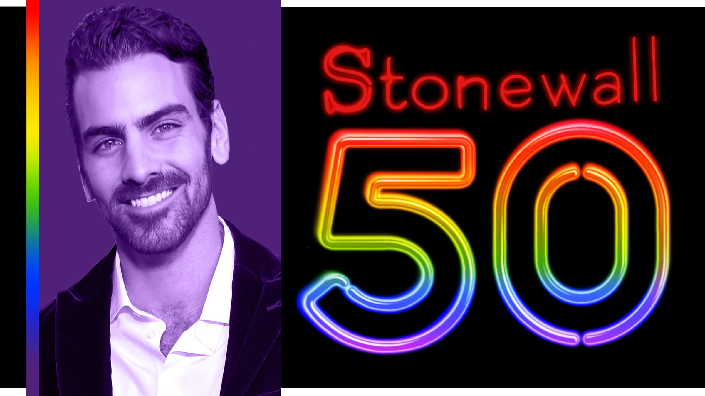 Nyle DiMarco: Learning About Stonewall Made Me Even More Proud of My Community—and My Own Being
