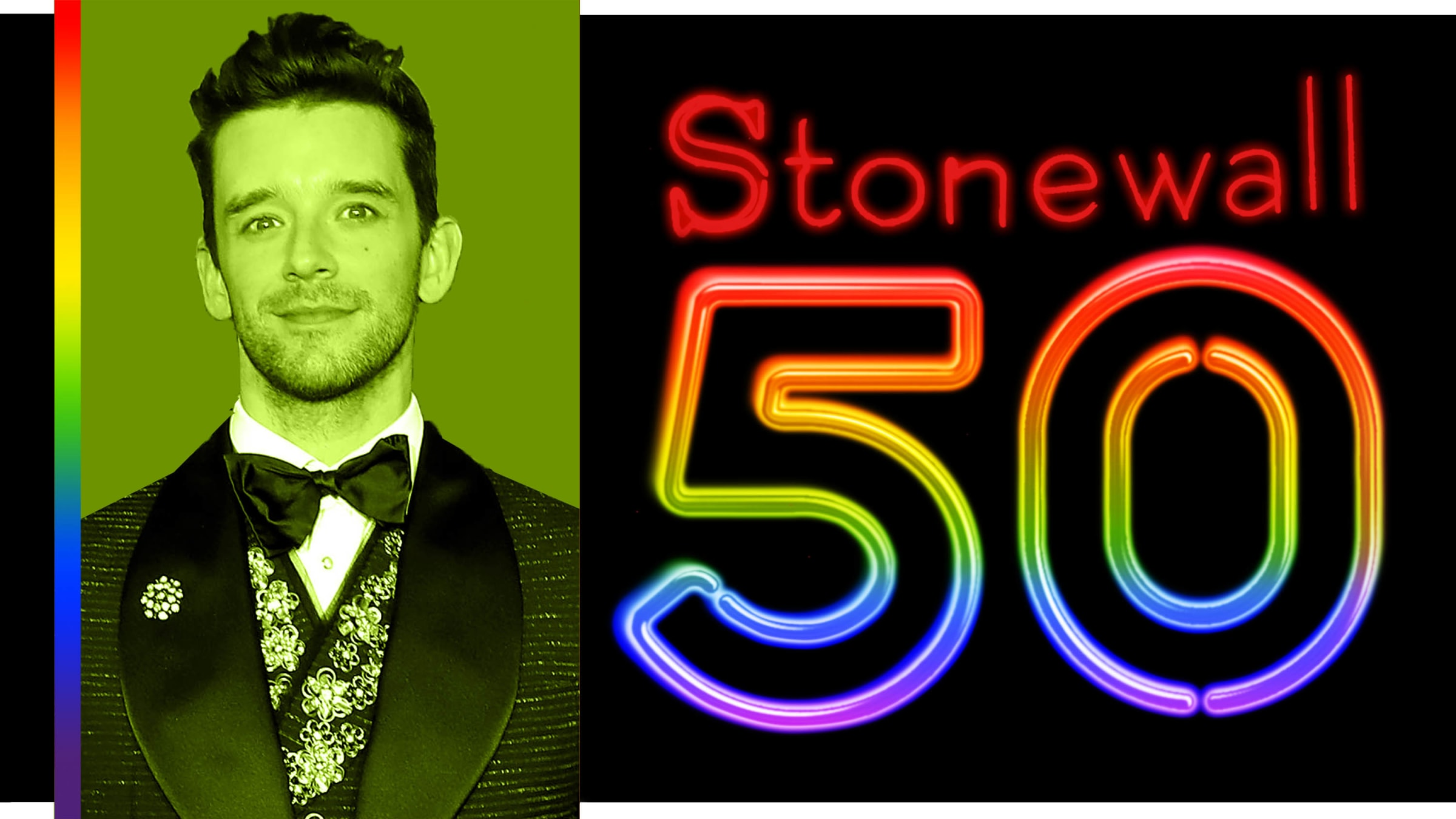 Michael Urie on Stonewall 50: I Hope Coming Out for LGBT People Gets Easier, Safer, and Maybe Even Unnecessary