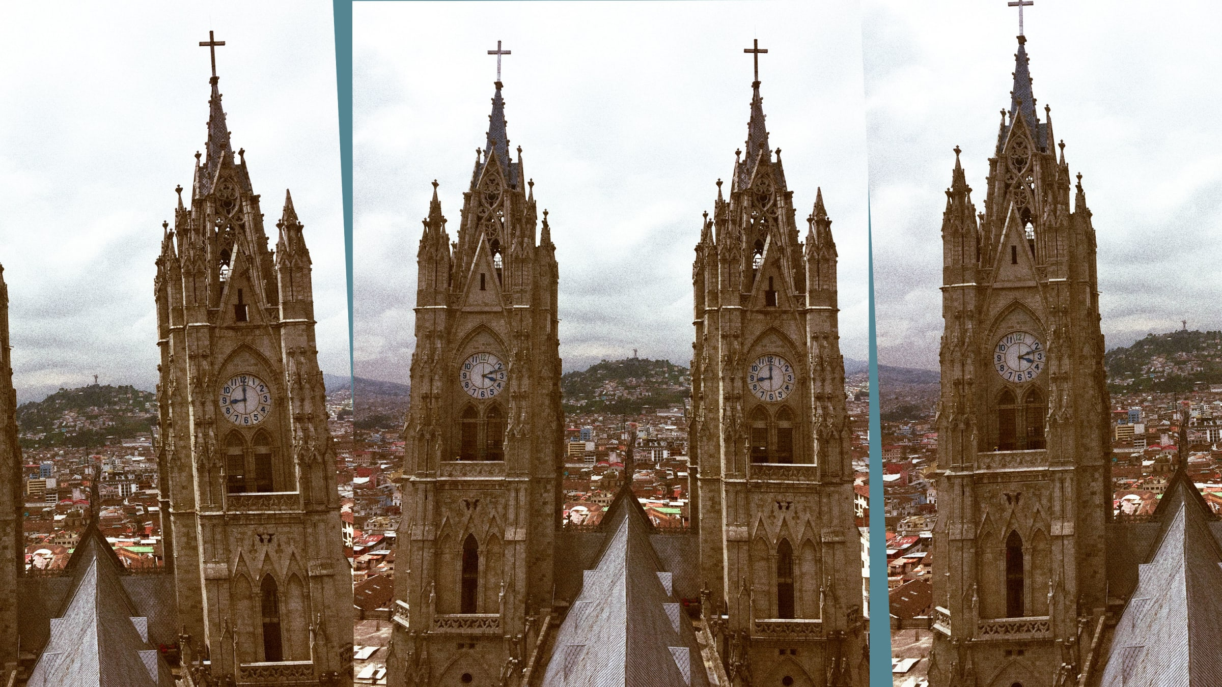 Why This Massive Church in Quito Will Remain Under Construction Forever