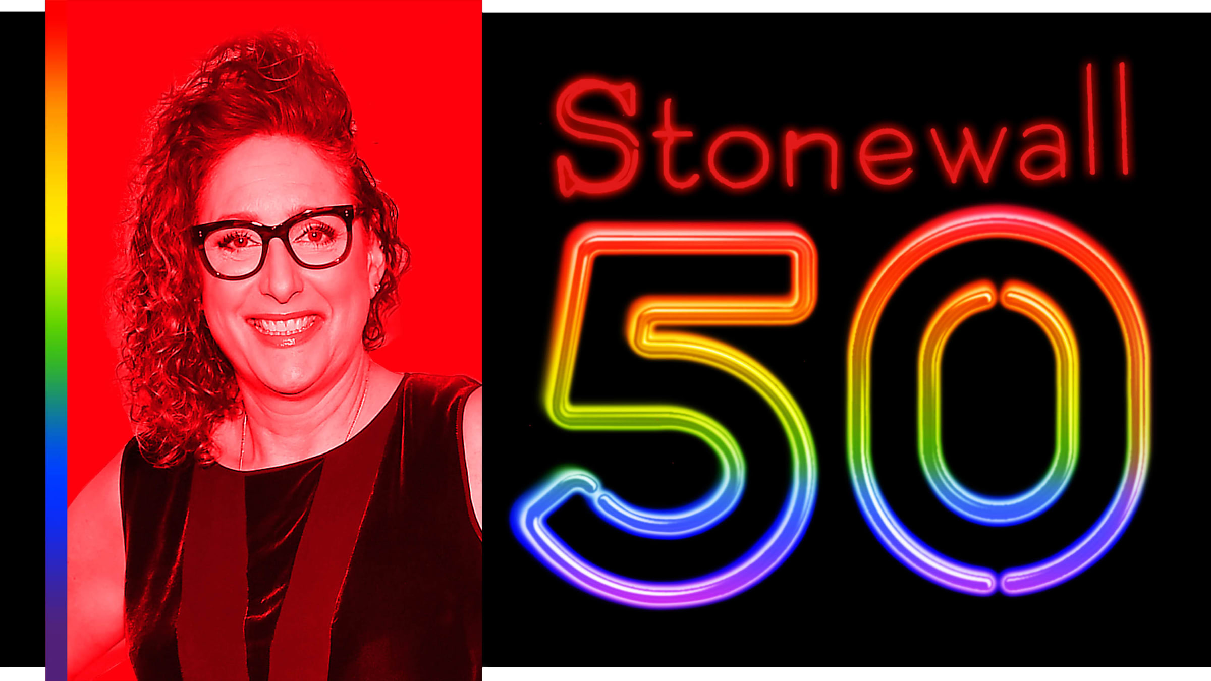 Judy Gold: My Awe Never Fades for the Brave LGBT People Who Took a Stand and Said, 'Enough Already!'