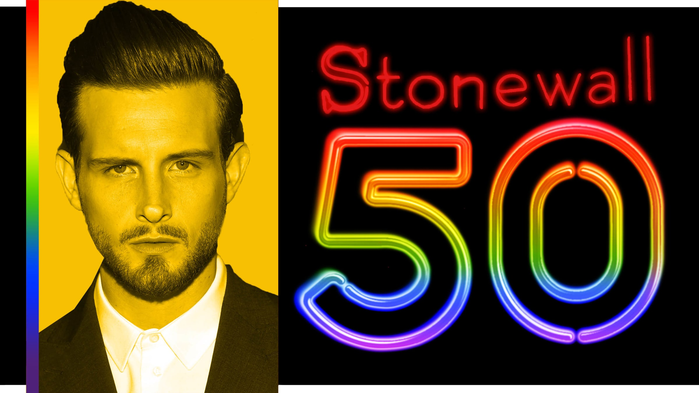 Nico Tortorella: 'The Stonewall Riots Are a Huge Bookmark in Our Queer History. We Stood Up and Claimed Space'
