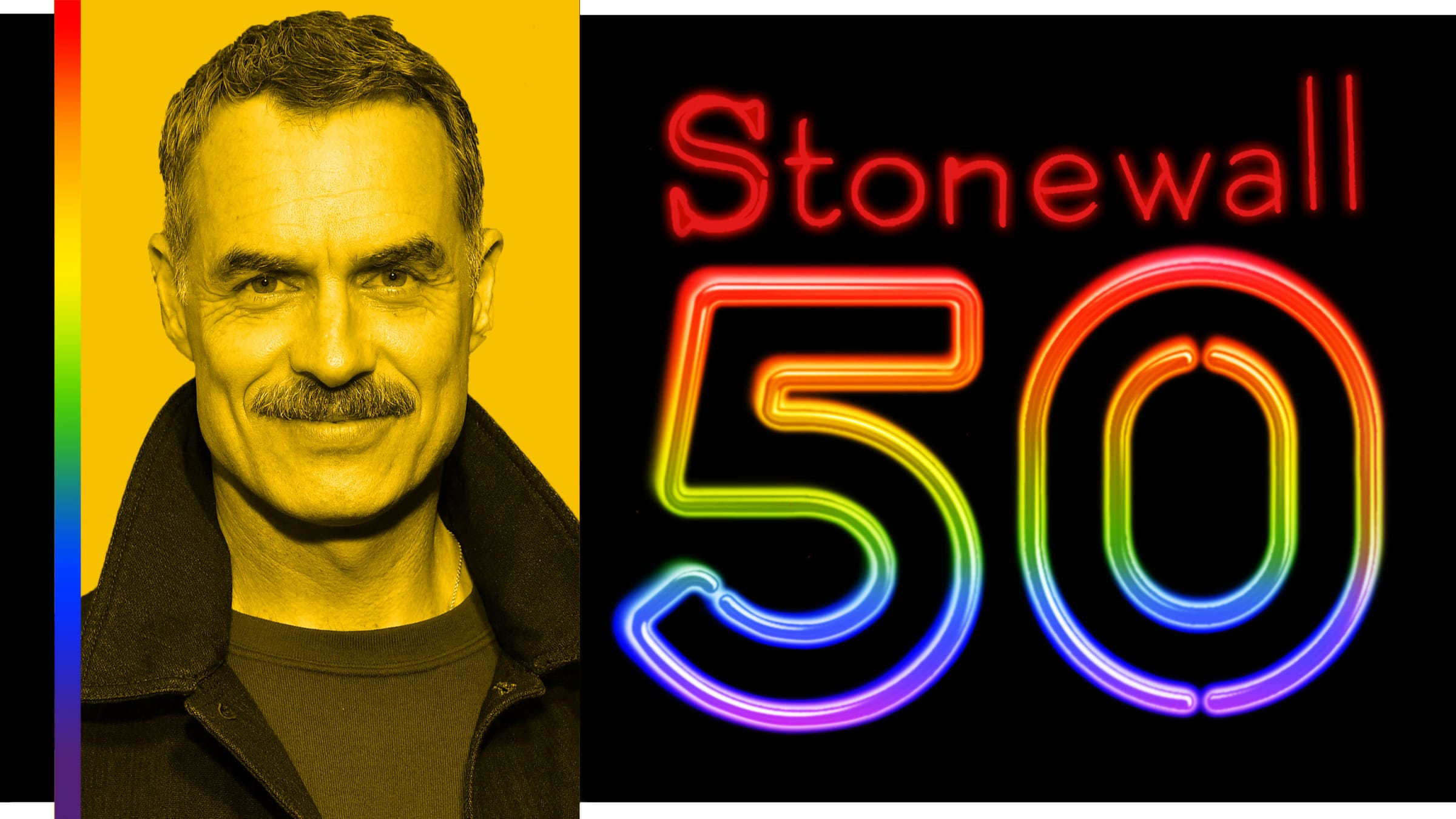 Murray Bartlett: 'The Memory of Stonewall Should Fortify Our Resolve to Continue Fighting for LGBTQ Rights'