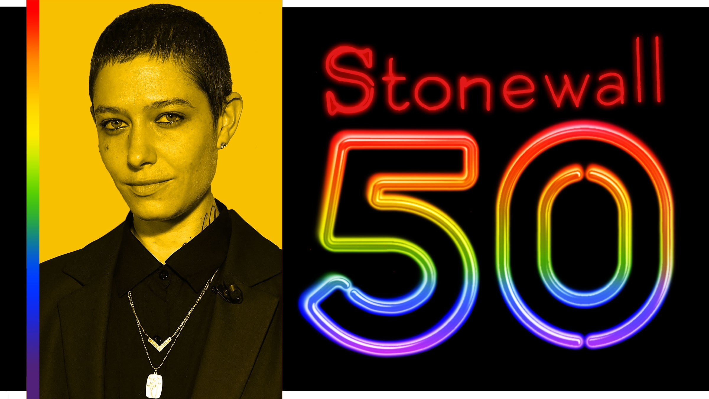 Asia Kate Dillon: 'The Legacy of Stonewall Demands That We Center, Uplift, and Support the Most Marginalized'