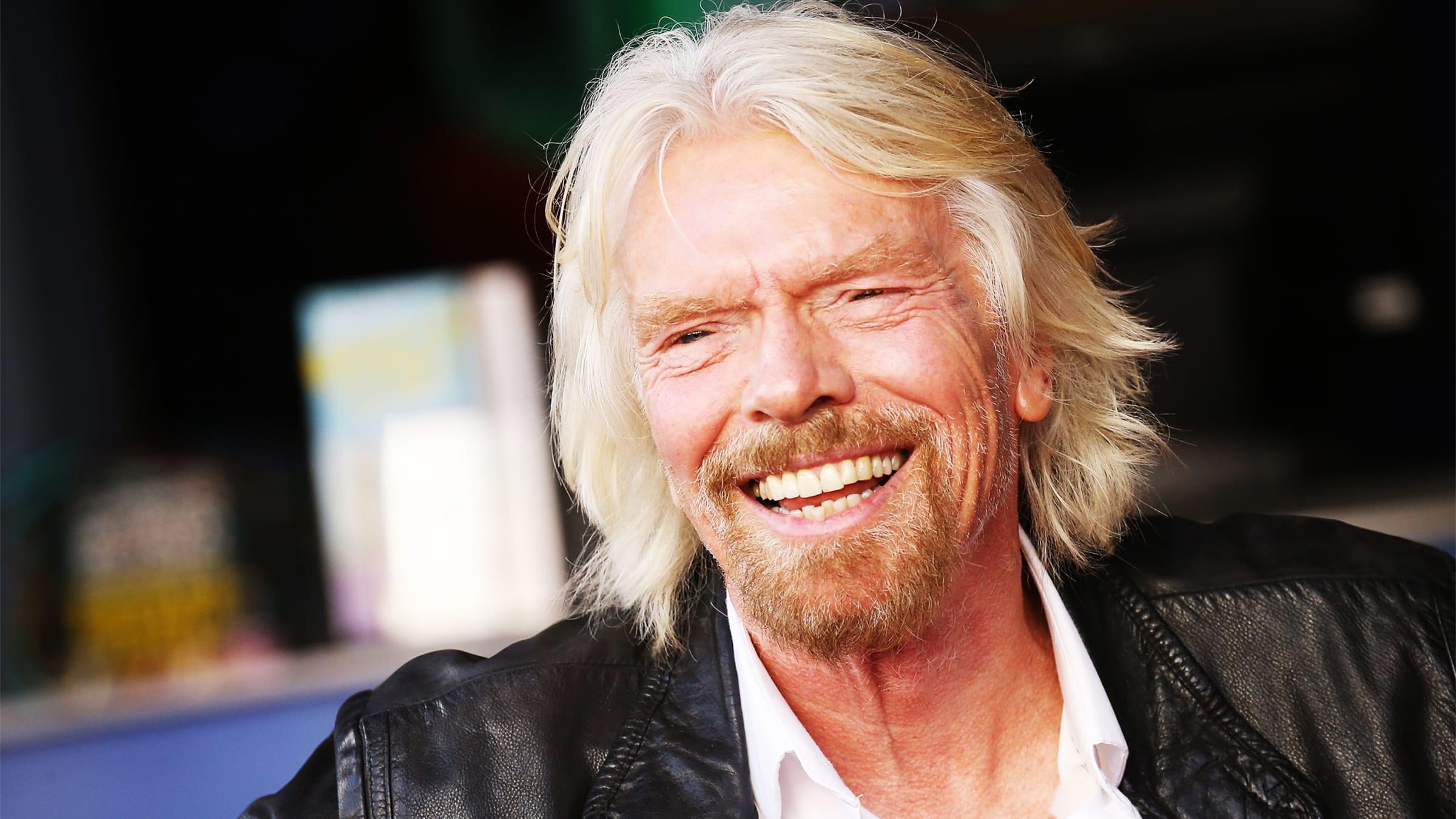 نتيجة بحث الصور عن Richard Branson