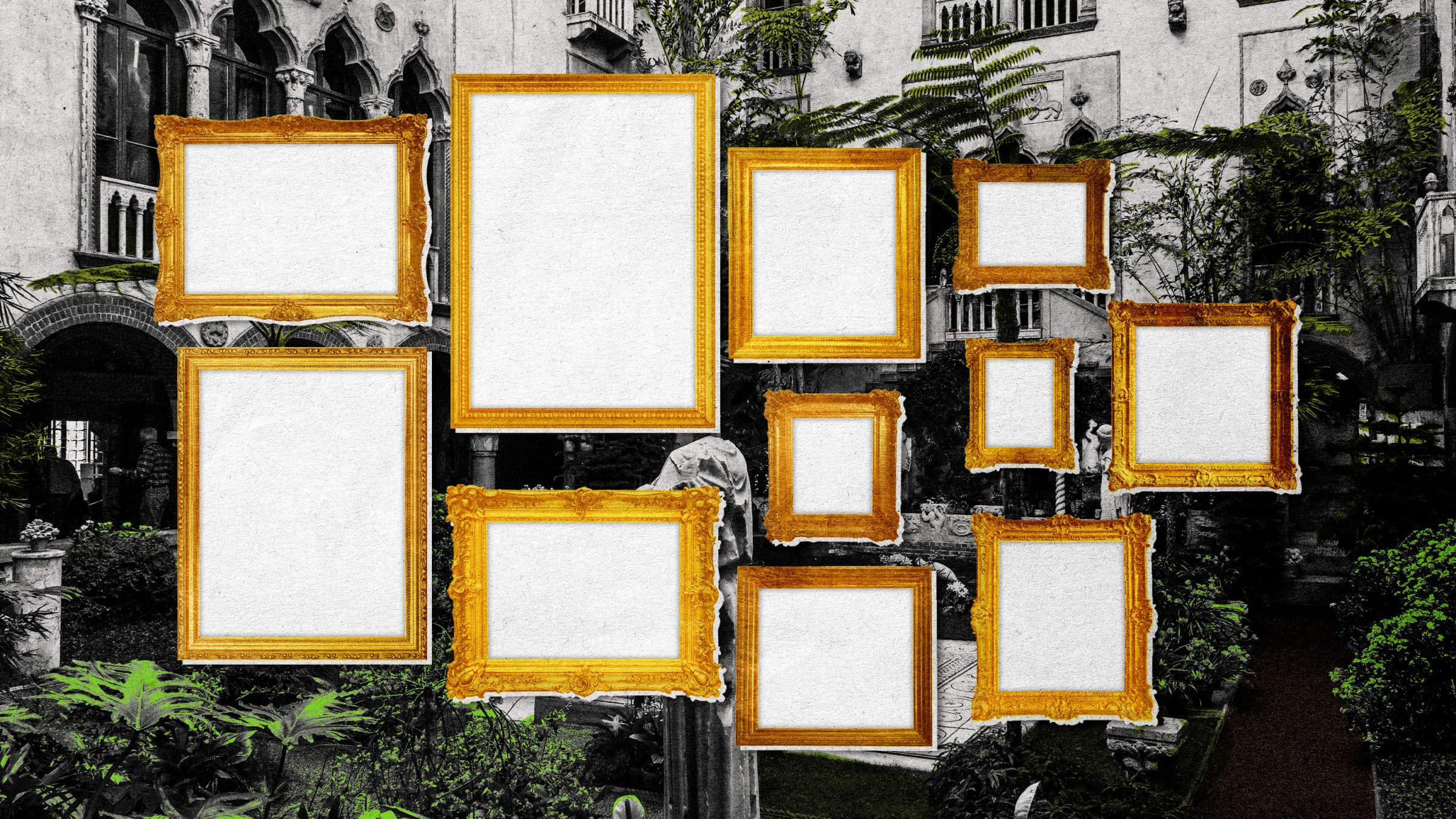 Did Whitey Bulger Pull Off the Isabella Stewart Gardner Museum Art Heist for the IRA?