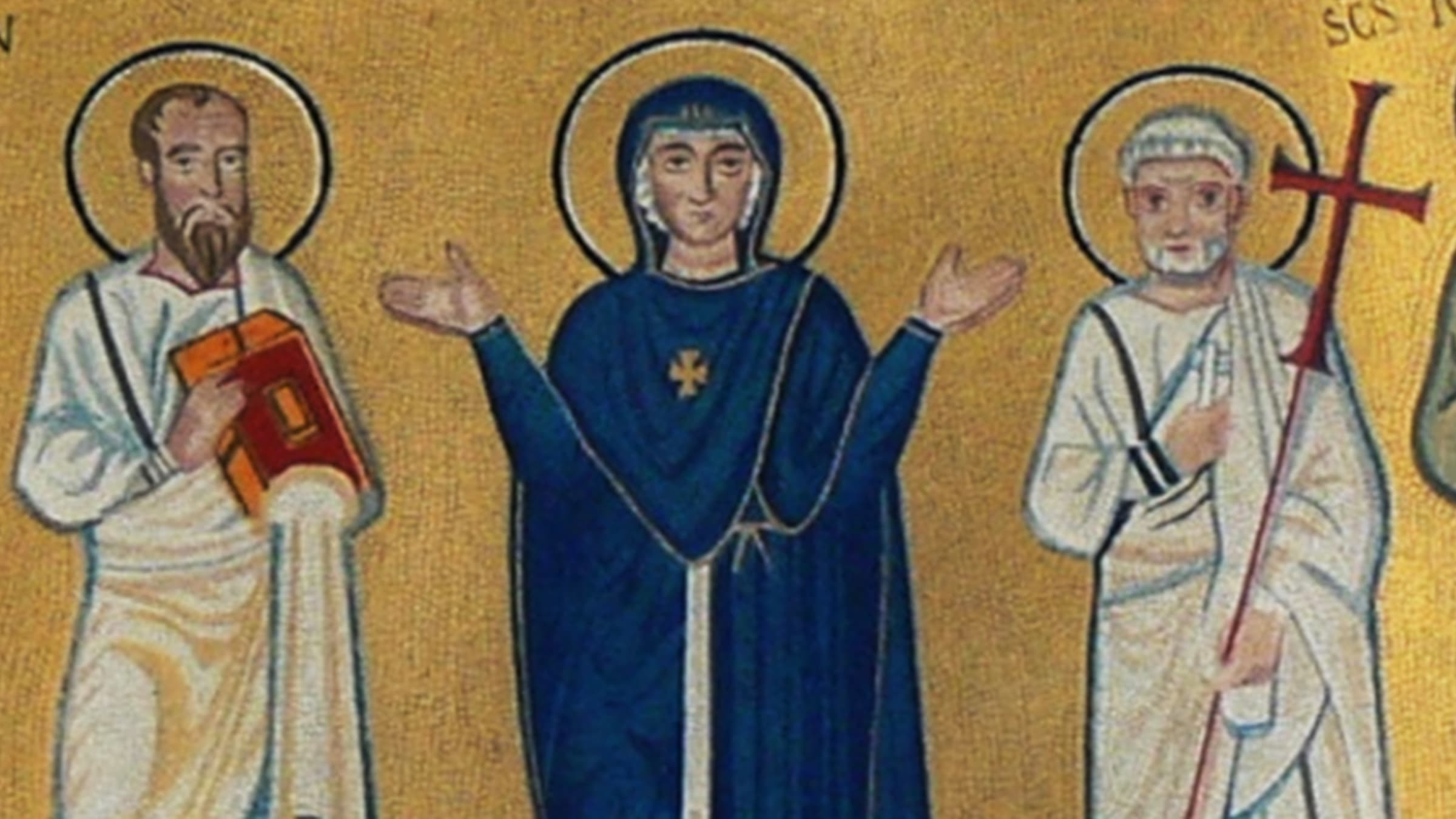 Did Vatican Hide Art That Depicted Female Priests?