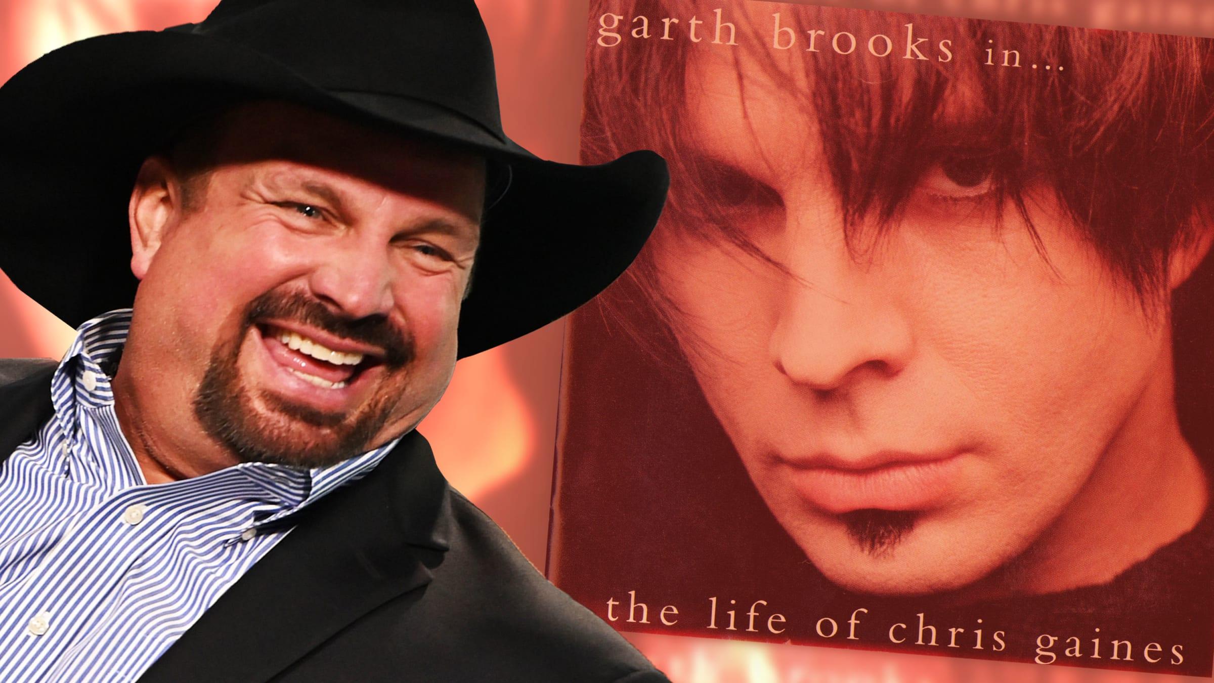 Remembering Chris Gaines: Garth Brooks' Sex-Addicted '90s
