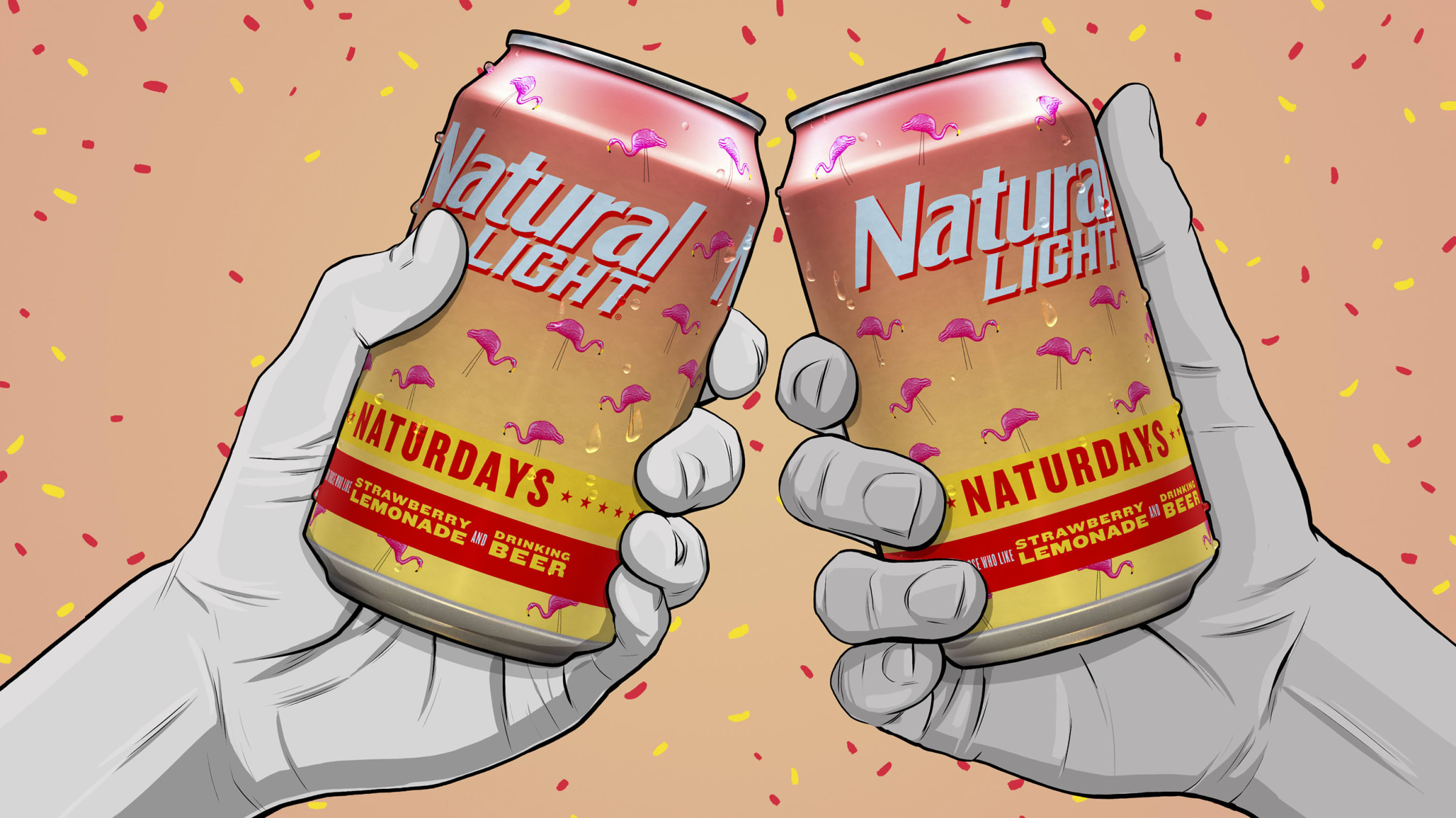 I Really Want to Hate Naturdays Fruit Beer but I Can't Stop Drinking It