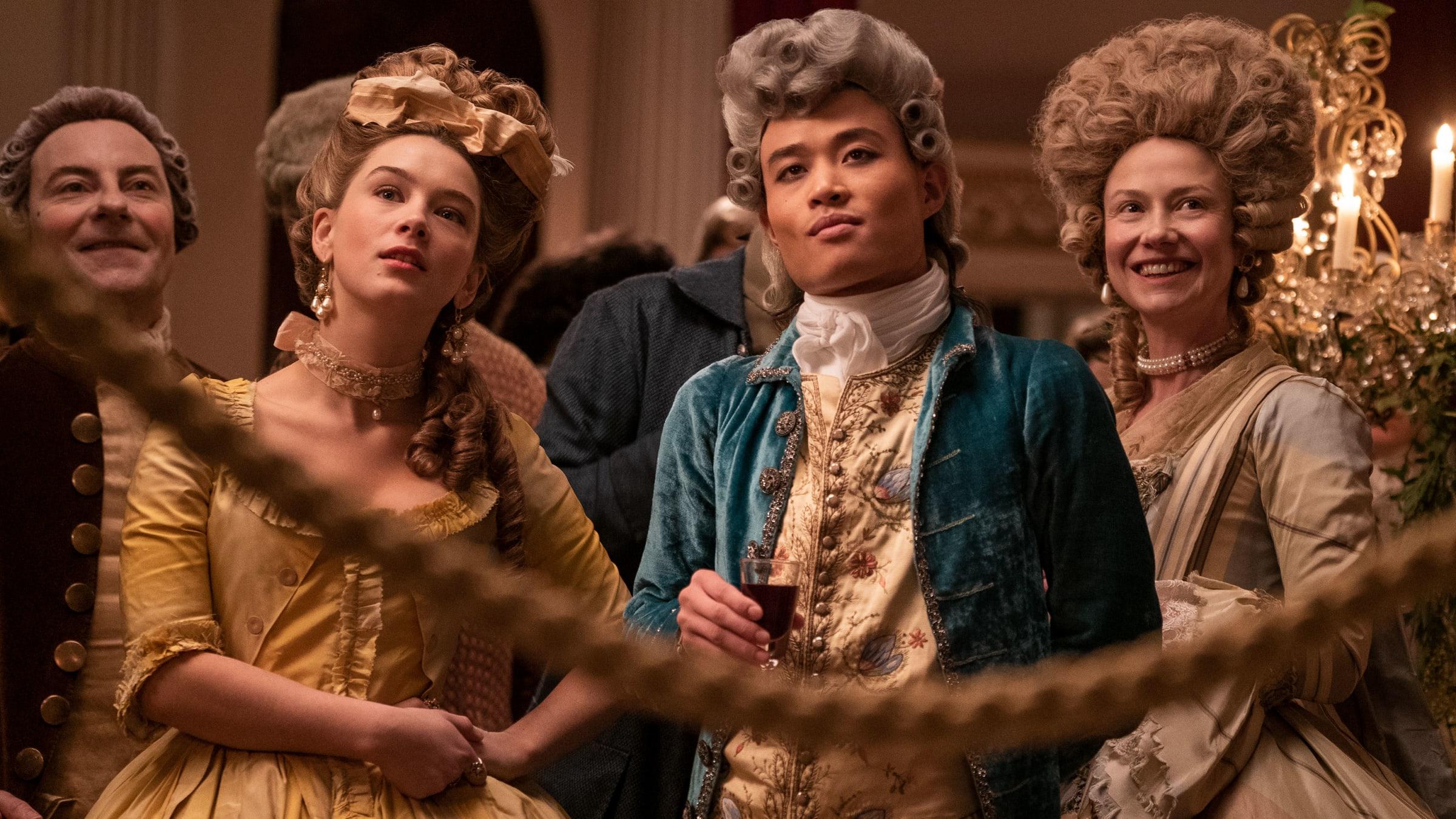Inside 'Harlots' Season 3 on Hulu: A Rousing Celebration of Sex Work—and Women's Sexual Power