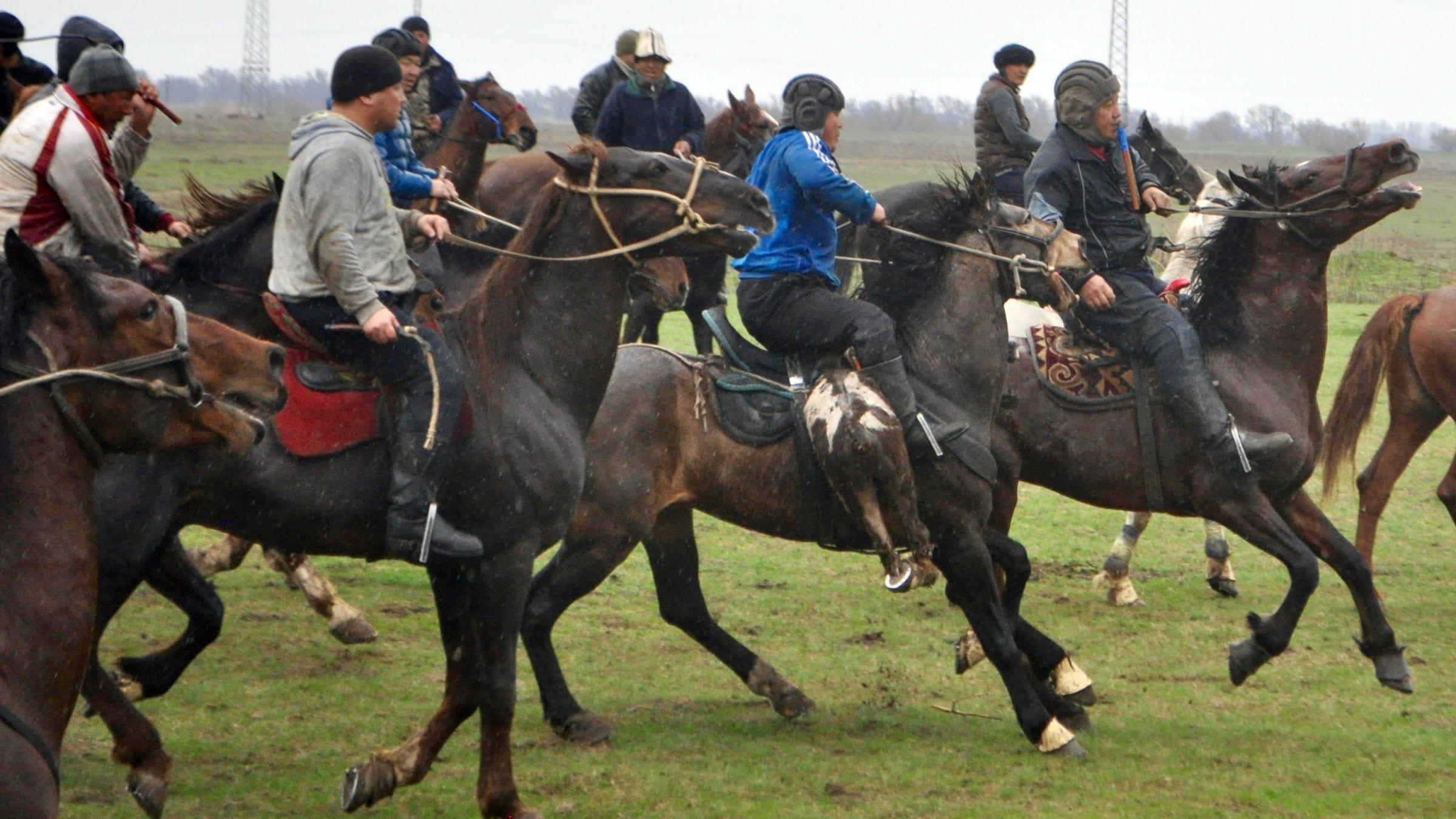 Ulak Tartysh: The Crazy, Deadly Horse 'Race' That Explains Kyrgyzstan