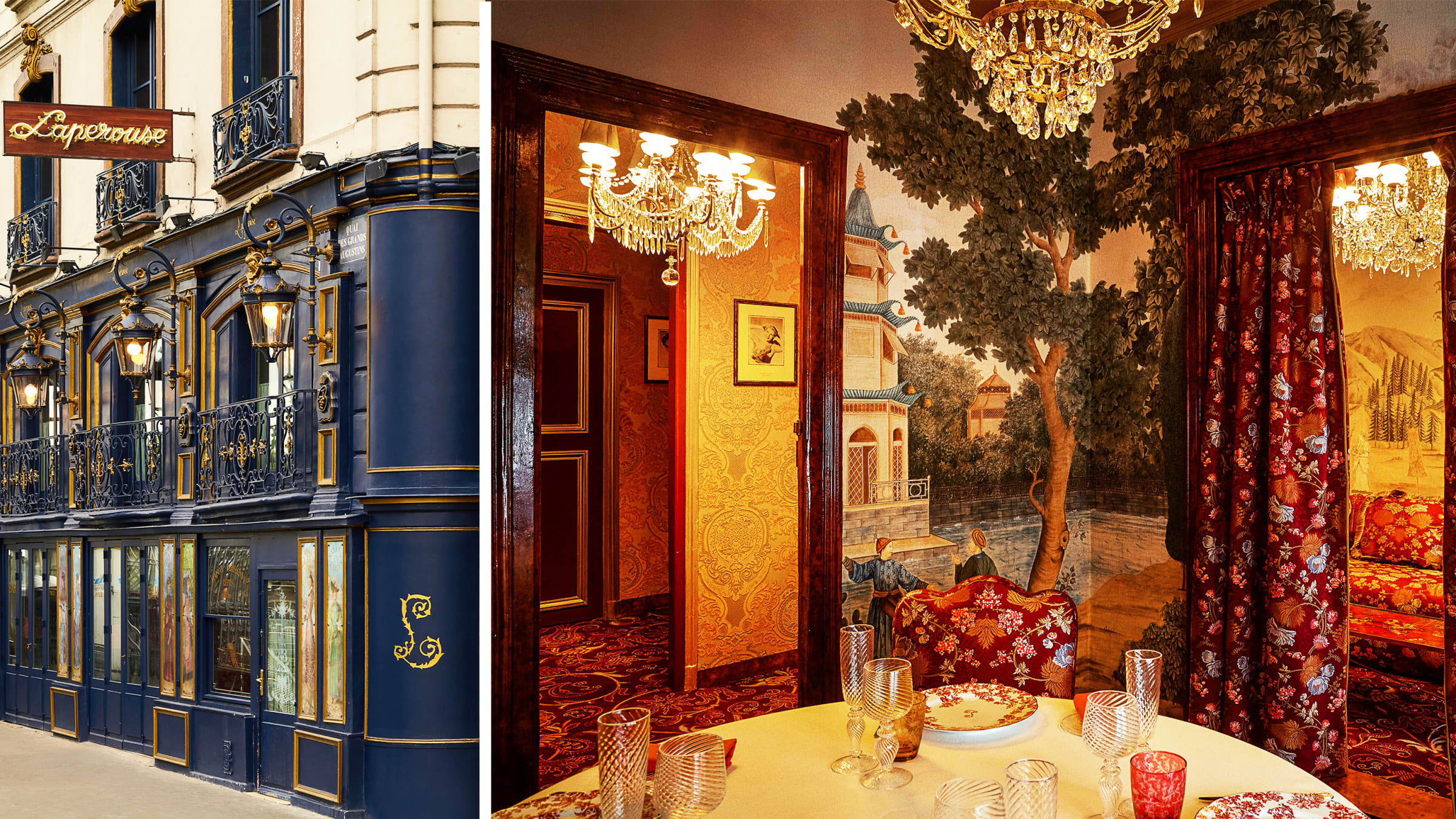 Lapérouse, Paris' Most Scandalous Restaurant, Reopens (Private Rooms and All)