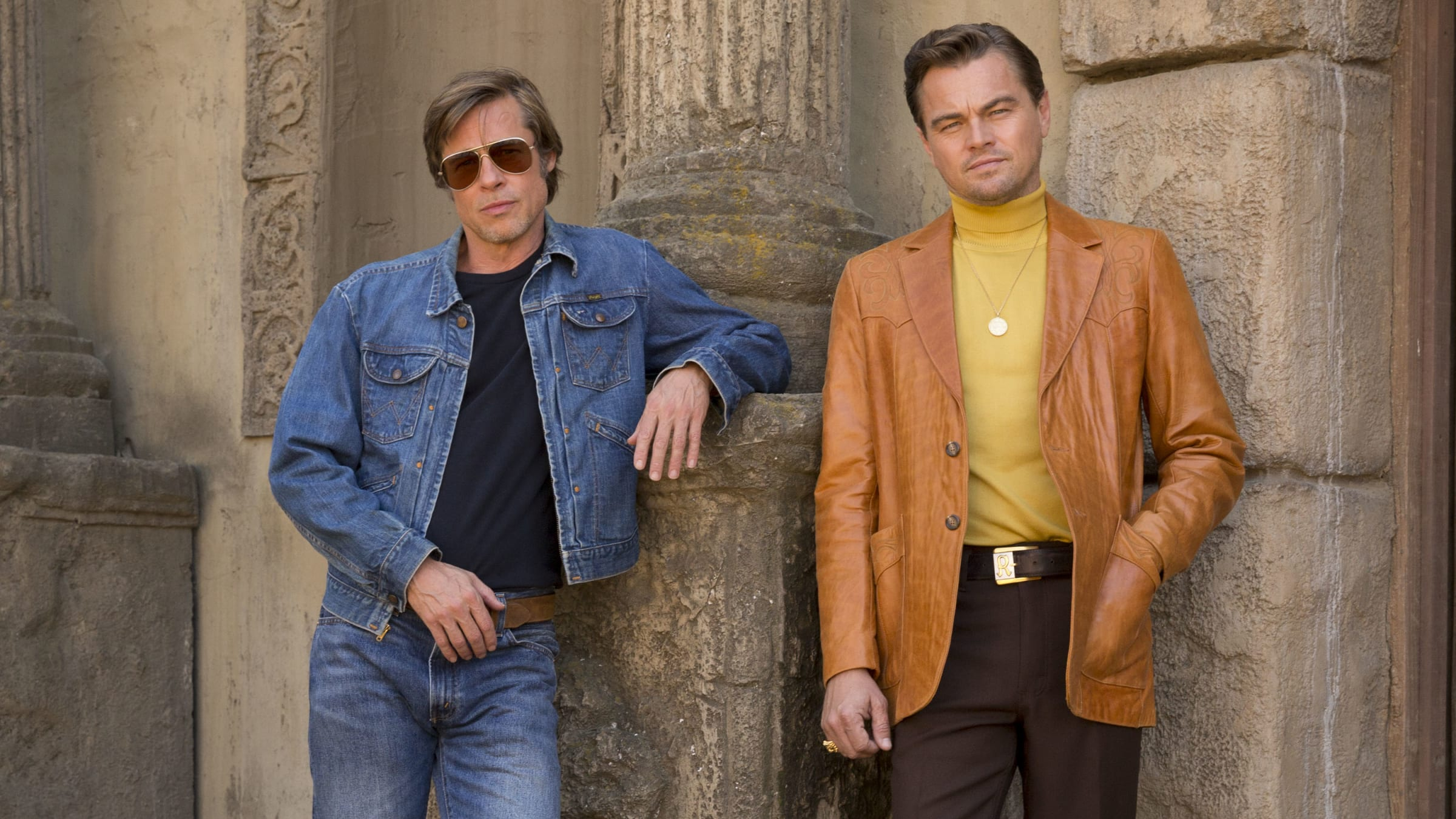 Once Upon a Time in Hollywood (2019) - source: Sony Pictures