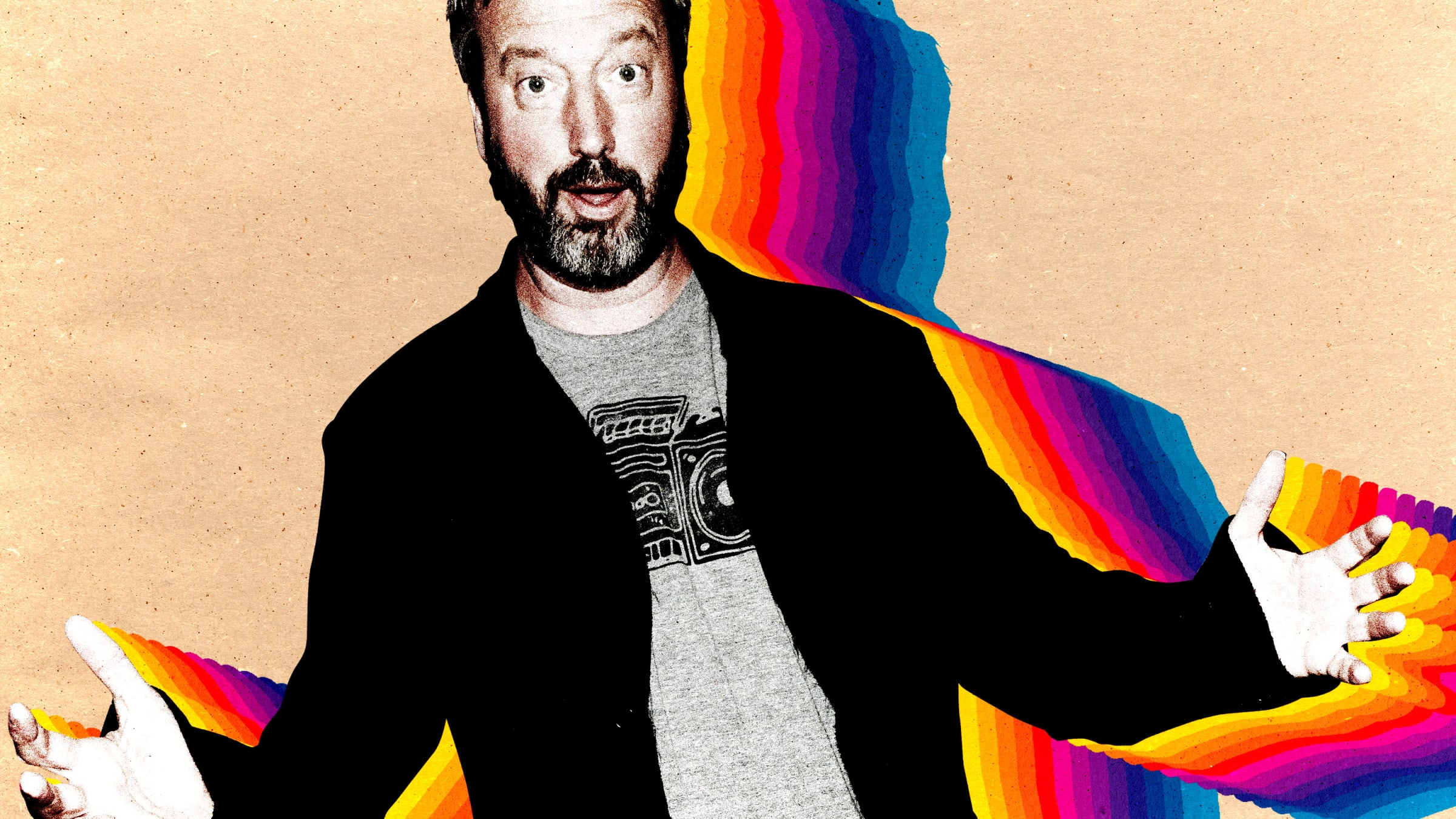 Tom Green Talks Getting Fired by Trump — and Voting Him Out of Office in 2020