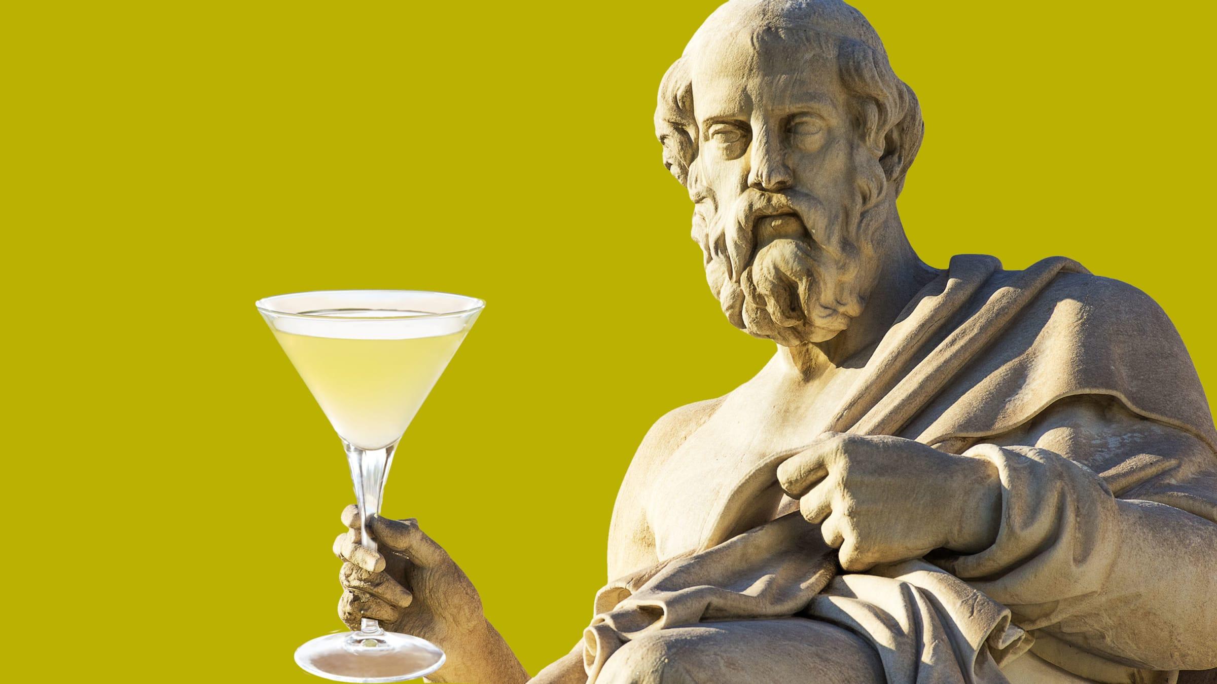 Plato & Aristotle Walk into a Bar A Meditation on the Daiquiri