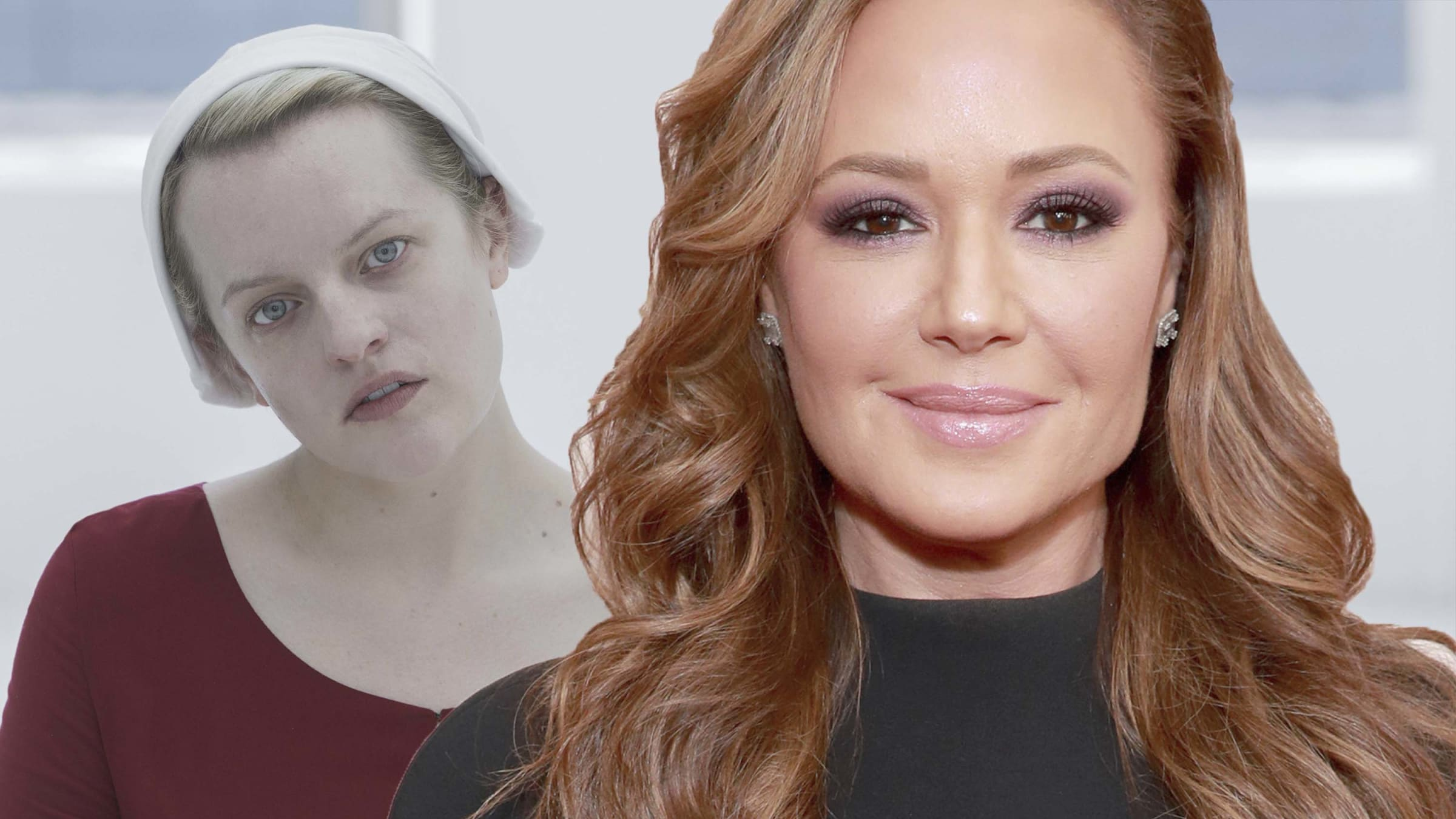 Leah Remini Sounds Off on 'Hypocrisy' of Scientologist Elisabeth Moss