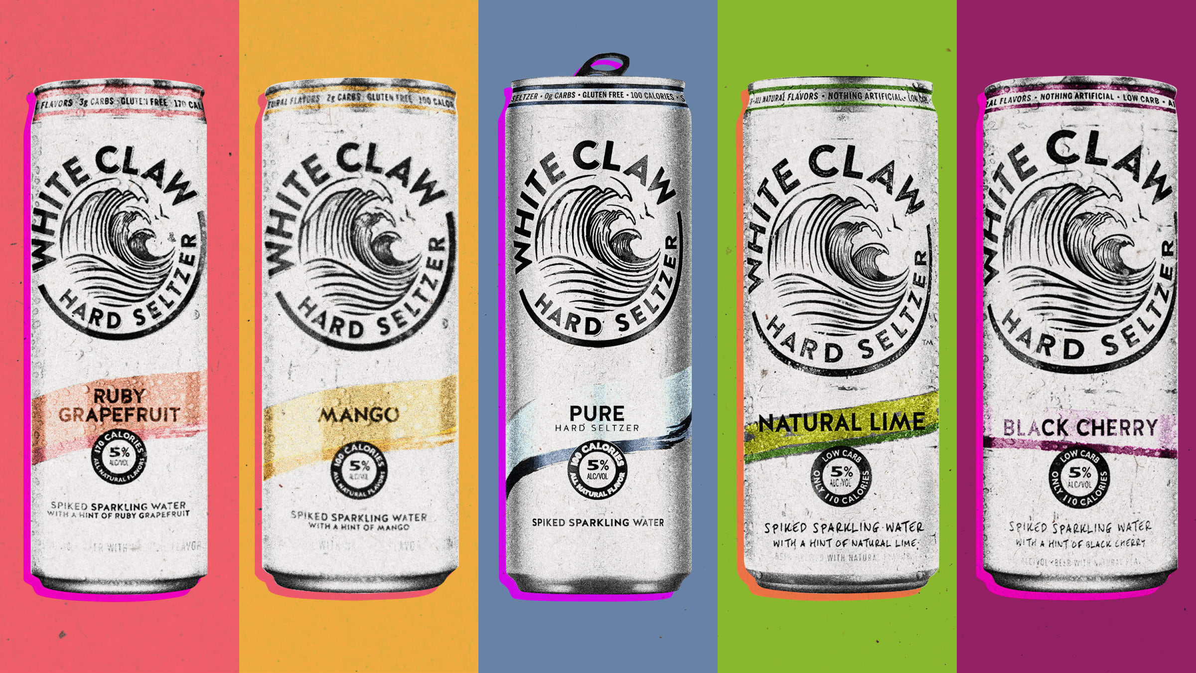 How the Hell is White Claw Hard Seltzer Outselling Budweiser?