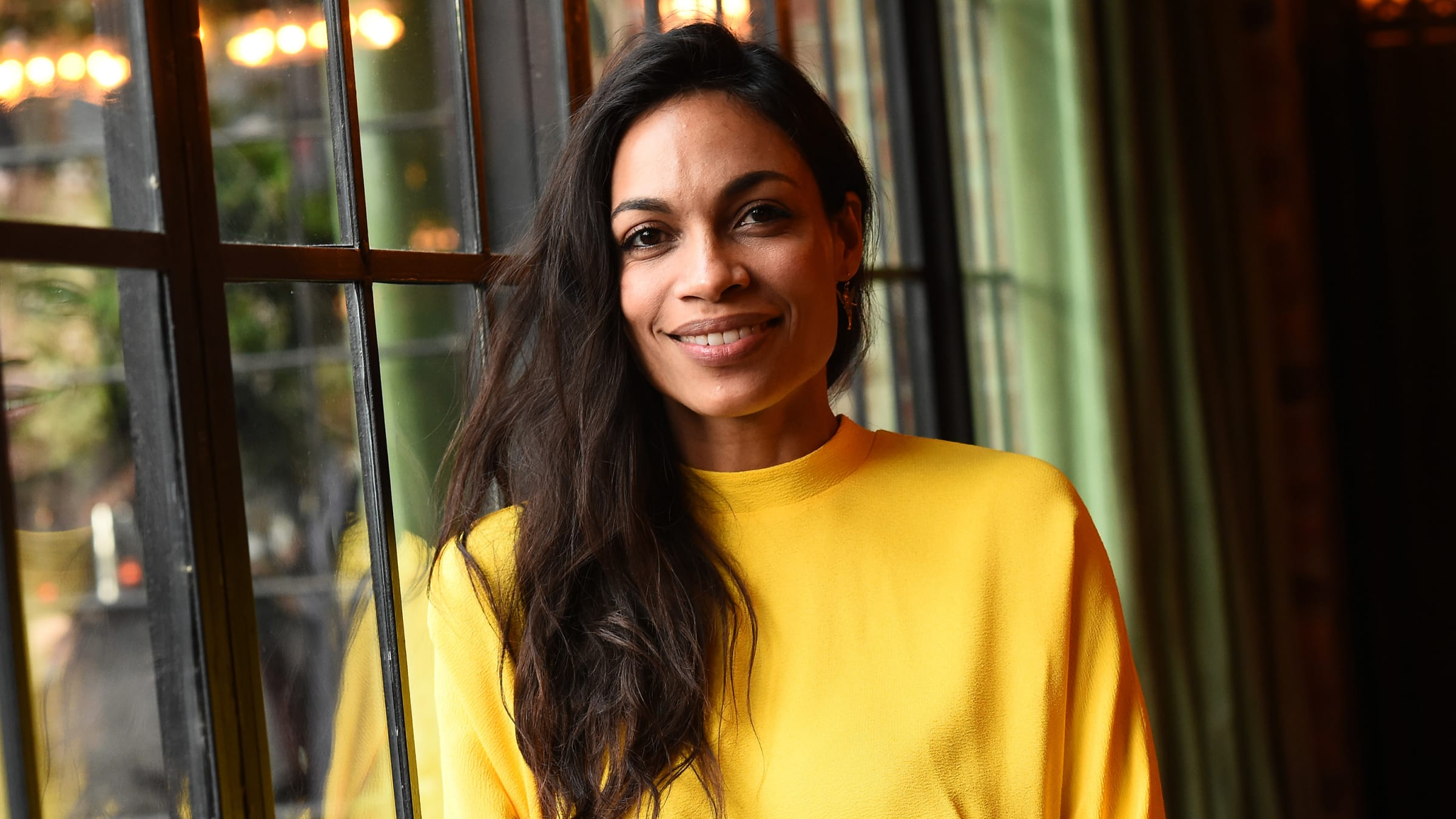 Rosario Dawson on Challenging Trump's Immigration Narrative: 'We're Suffering a Crisis of Our Very Humanity'
