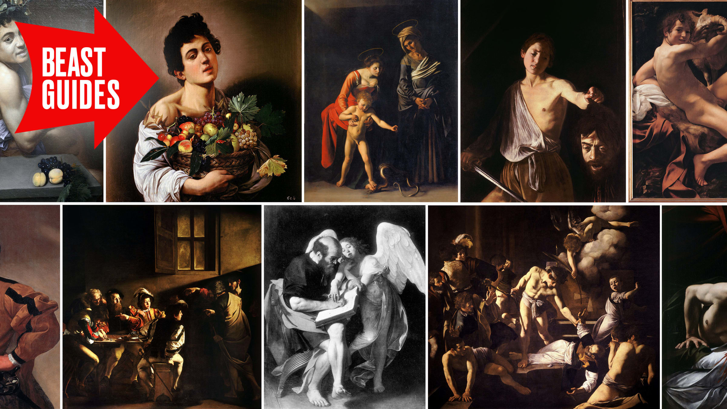 Where to See Caravaggio in Rome: The Insider's Guide