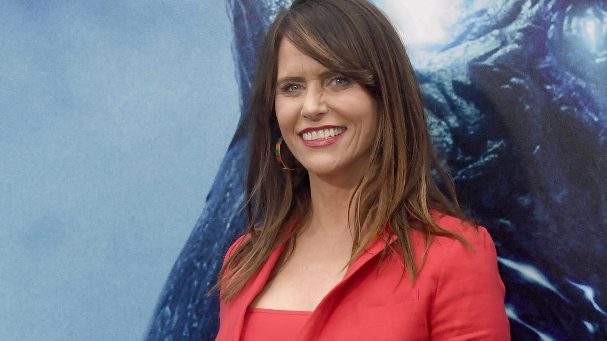 Amy Brenneman Nude Pics amy landecker almost turned down 'transparent.' imagine.