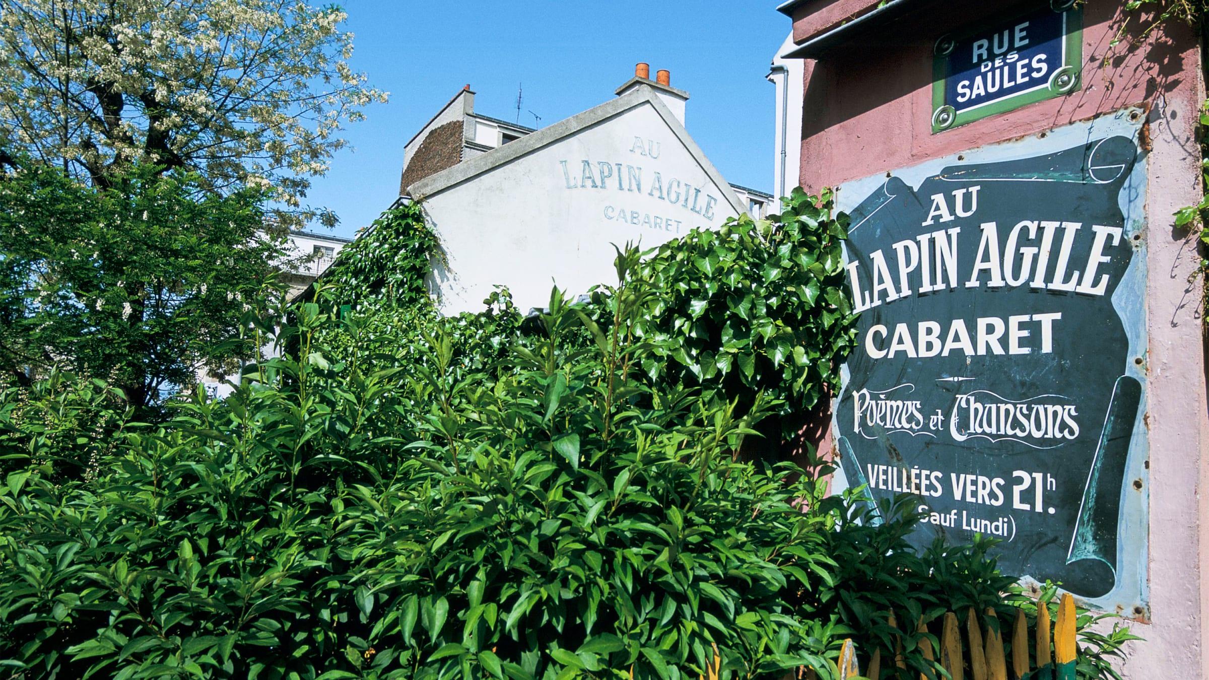 Au Lapin Agile Paris Oldest Continuously Running Cabaret Is The