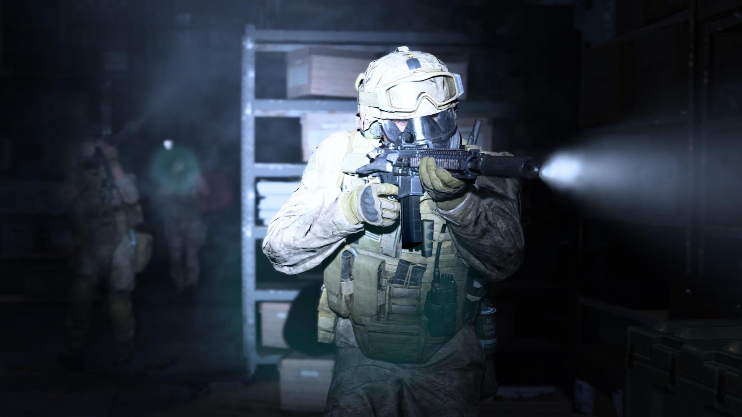 Resultado de imagen de Call of Duty: Modern Warfare