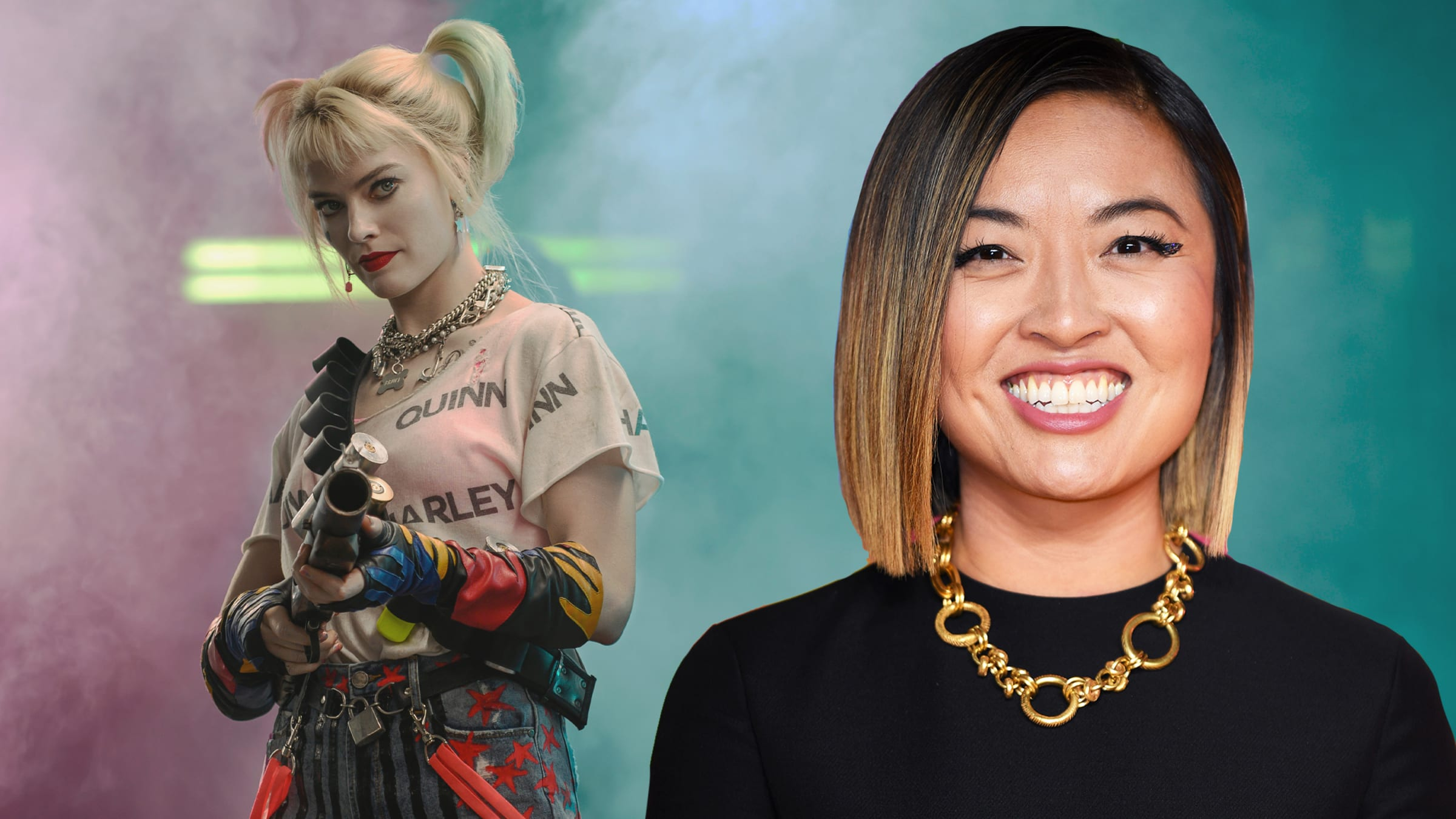 How Birds Of Prey Director Cathy Yan Saved Margot Robbie S Harley Quinn From Joker And The Male Gaze