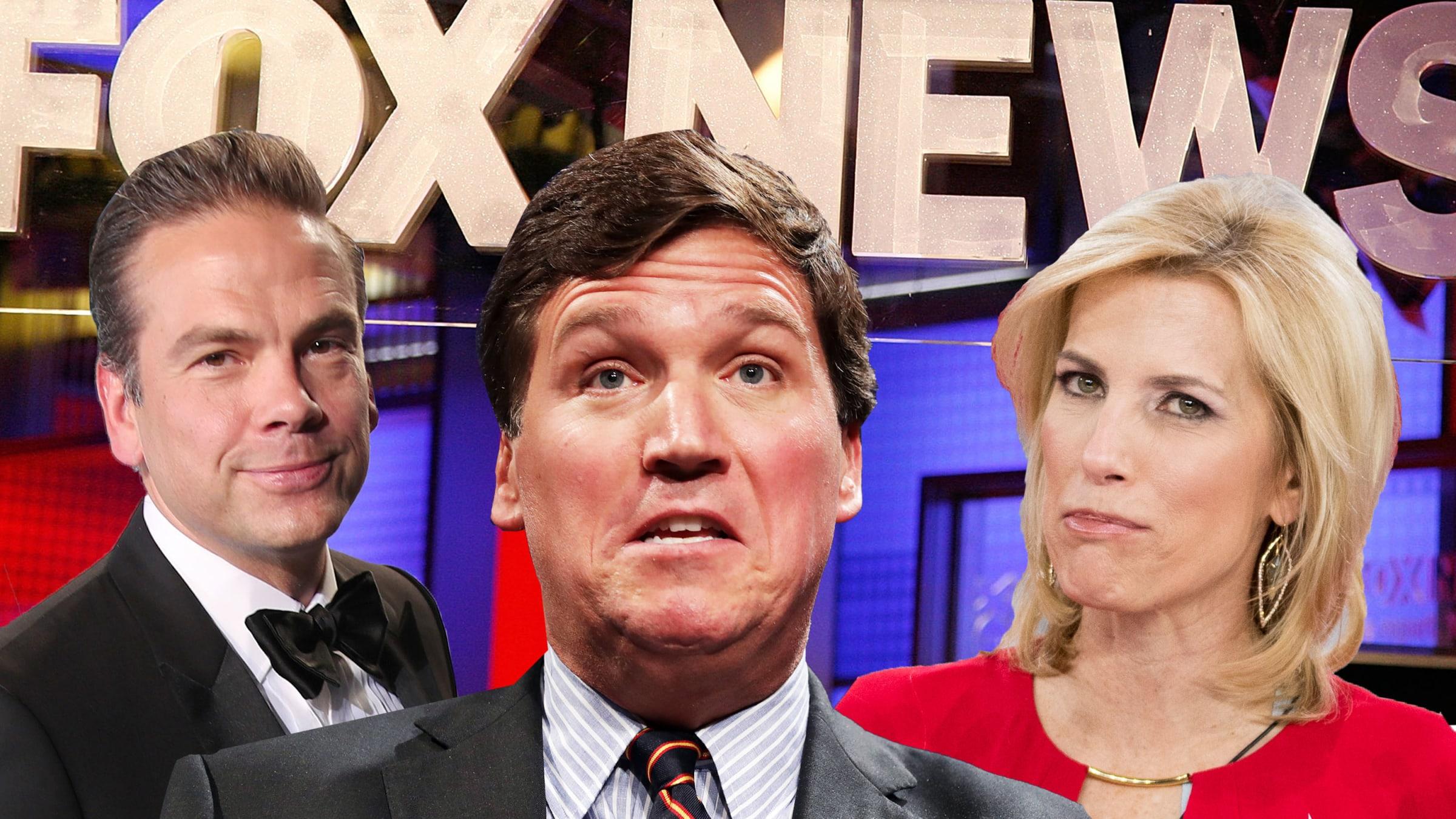 Fox News Staffers Erupt Over Tucker Carlson's Racism, Say Bosses ...