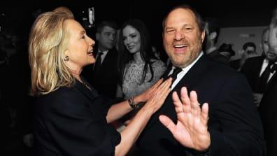 Hillary and Harvey