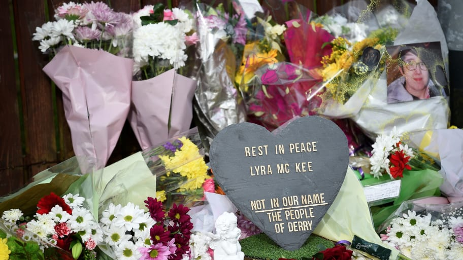 Teenagers arrested in murder of N. Ireland journalist Lyra McKee