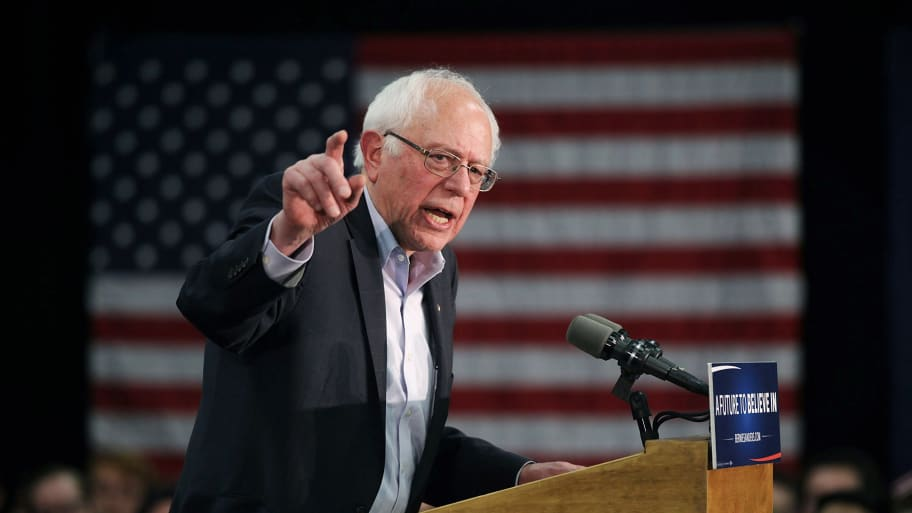 Bernie Sanders Unveils Plan for Massive Overhaul of Criminal Justice System